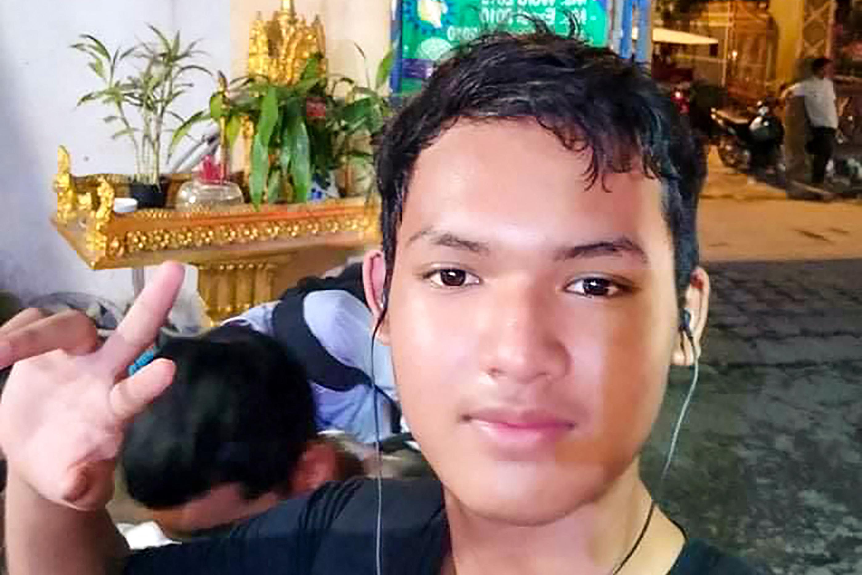 Két hónapja tartanak őrizetben egy autista fiút Kambodzsában