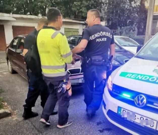 13 éves lányt próbált megerőszakolni egy 33 éves román férfi