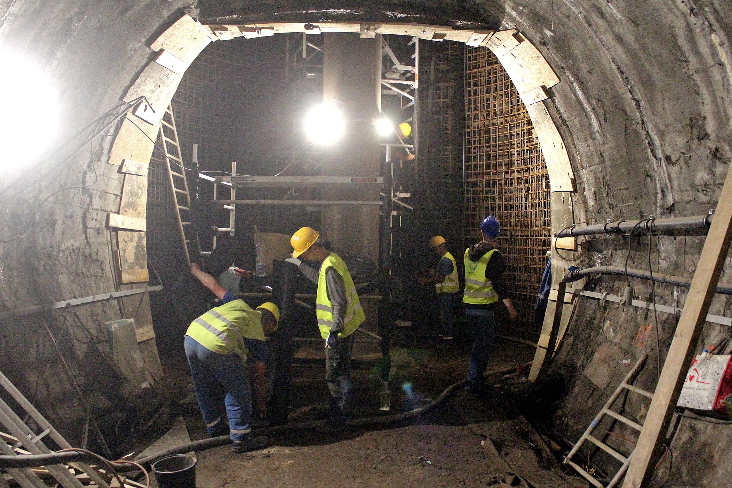 Jövő tavasztól már a Kálvinig jár a hármas metró Kőbánya felől