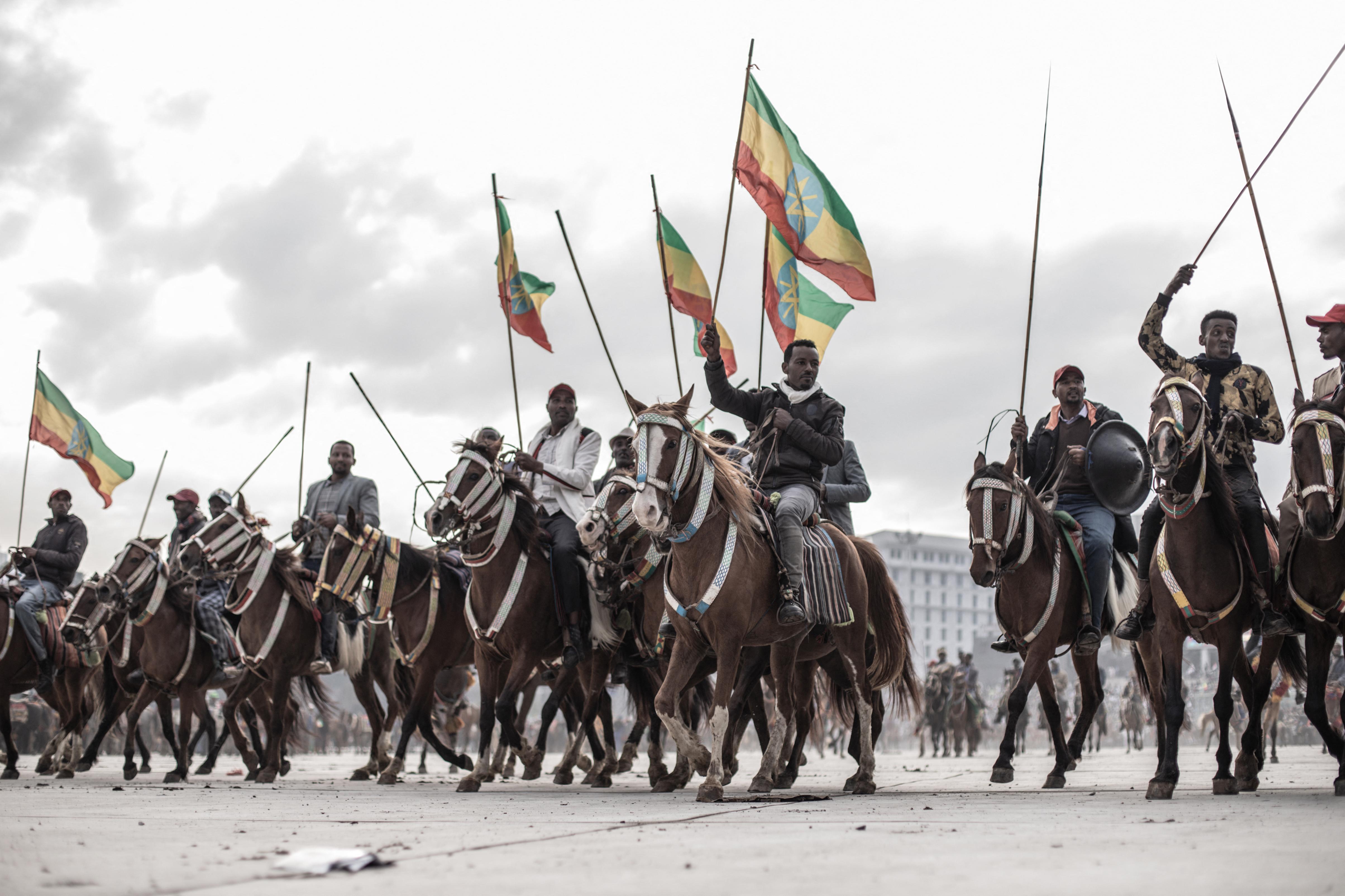 Az etióp kormányerők szerint több ezer tigré lázadóval végeztek
