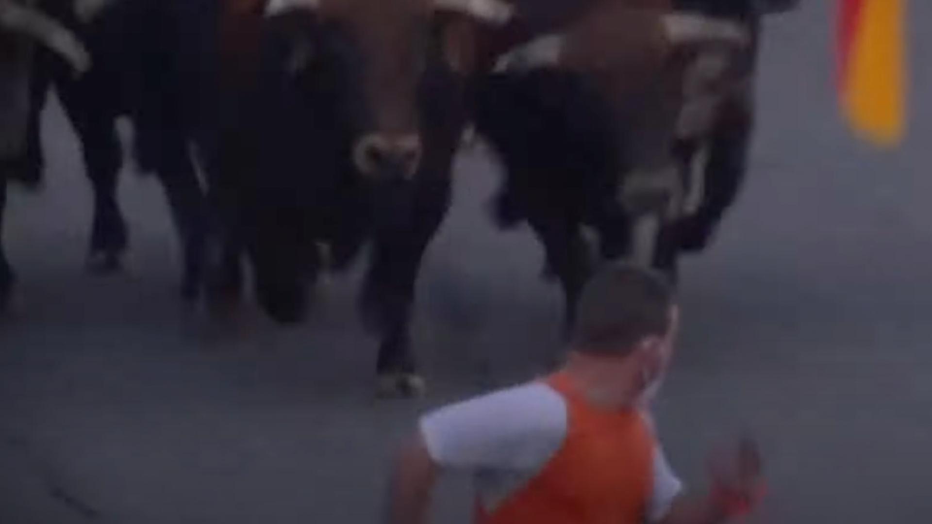 Spanyolországban megtartották az első bikafuttatást a járvány kezdete óta