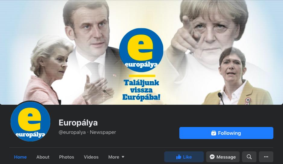 A Parlamentet adta meg postacímeként az a Karácsonyt támadó FB-oldal, amiről a DK azt állítja, hogy nem az övék