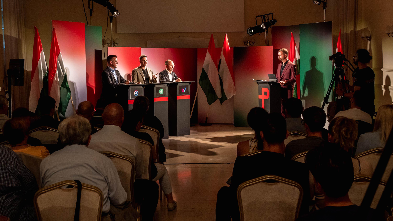A színpadon óvatoskodás, a háttérben feszültség: elindultak az előválasztási viták
