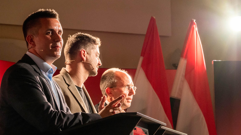Czeglédy Csaba nyerte az előválasztást Szombathelyen