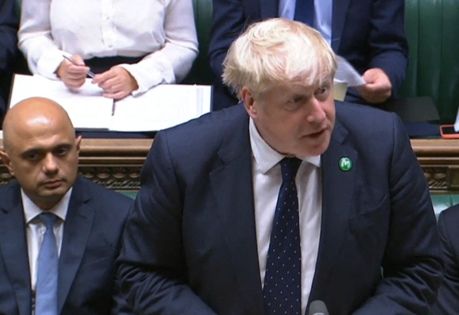 Boris Johnson szerint a Nyugat büszke lehet az afganisztáni beavatkozására