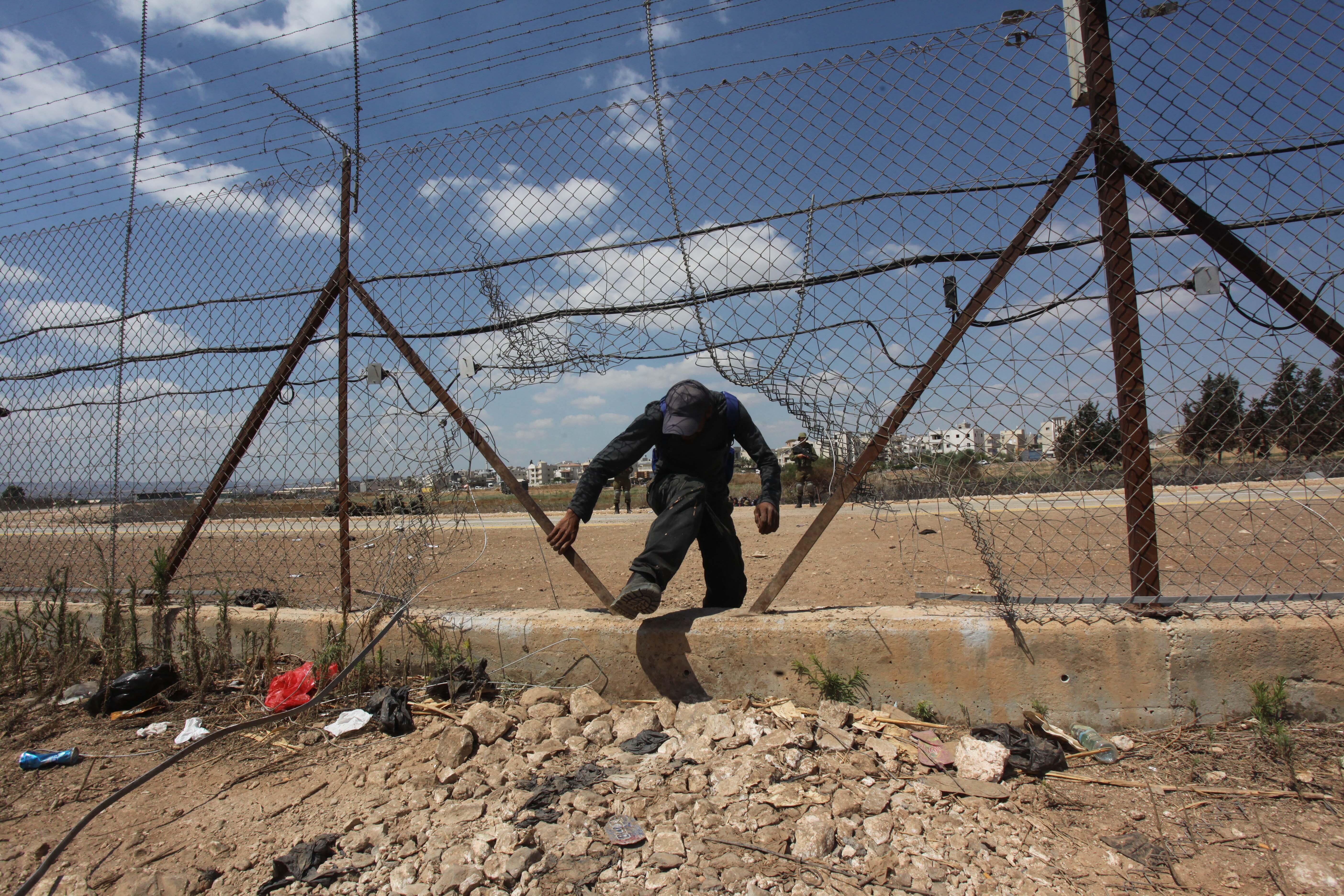 Az ügyeletes őr aludt, amikor megszökött hat veszélyes fogoly az izraeli Gilboa szigorúan őrzött börtönből
