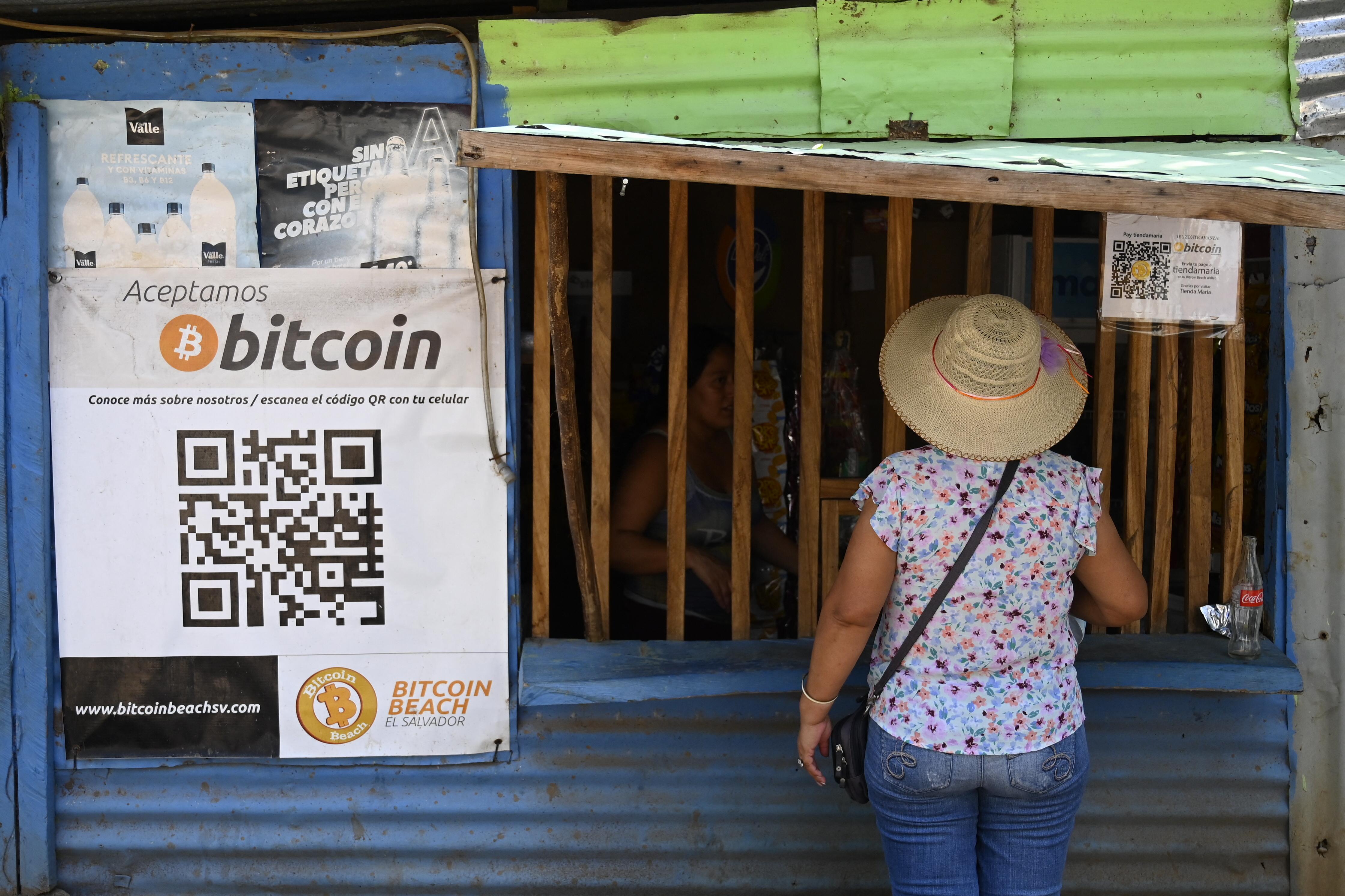 Hivatalos fizetőeszköz lett El Salvadorban a bitcoin