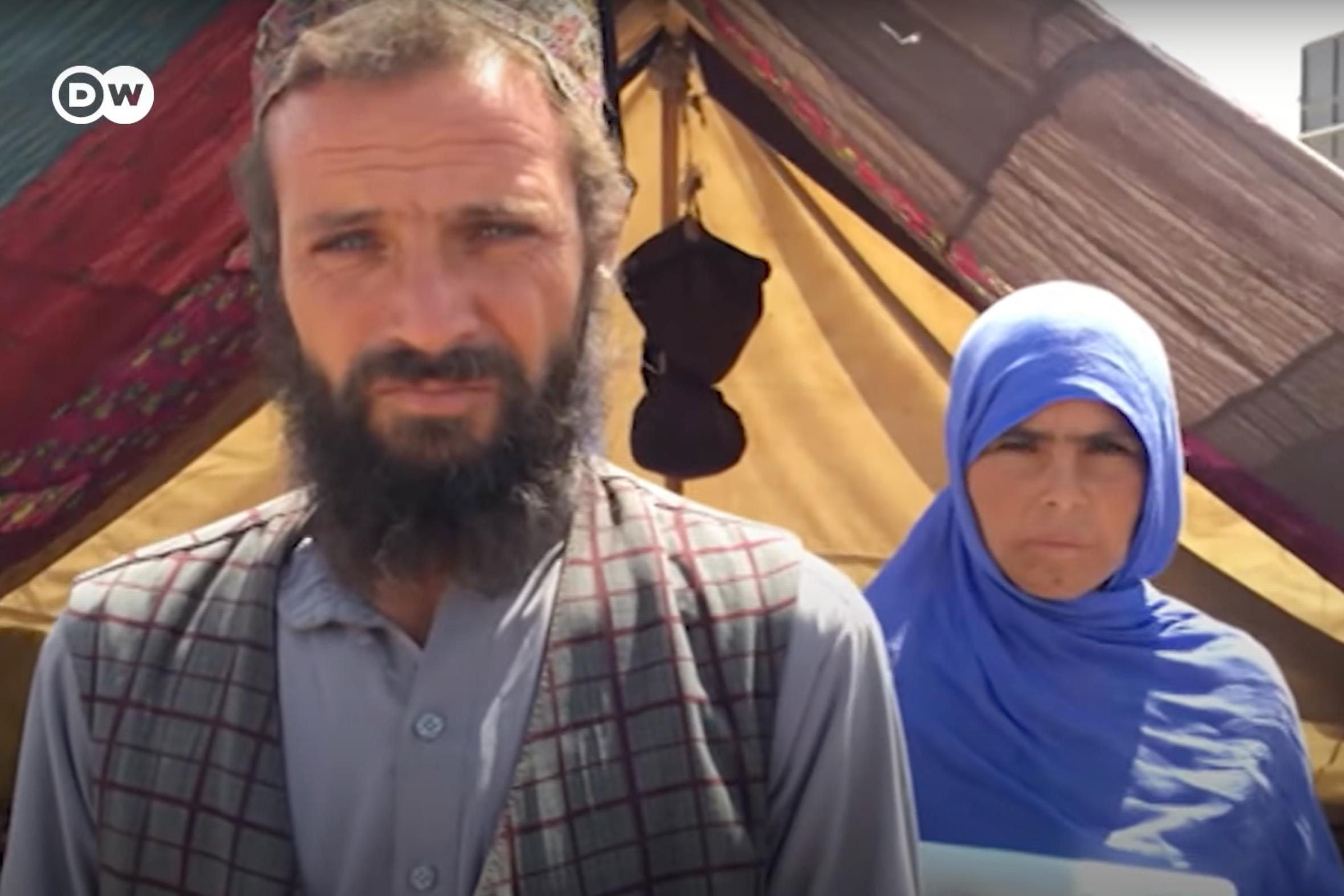 Hiába menekülnek az afgánok Pakisztánba a tálibok elől, nem kapnak segítséget