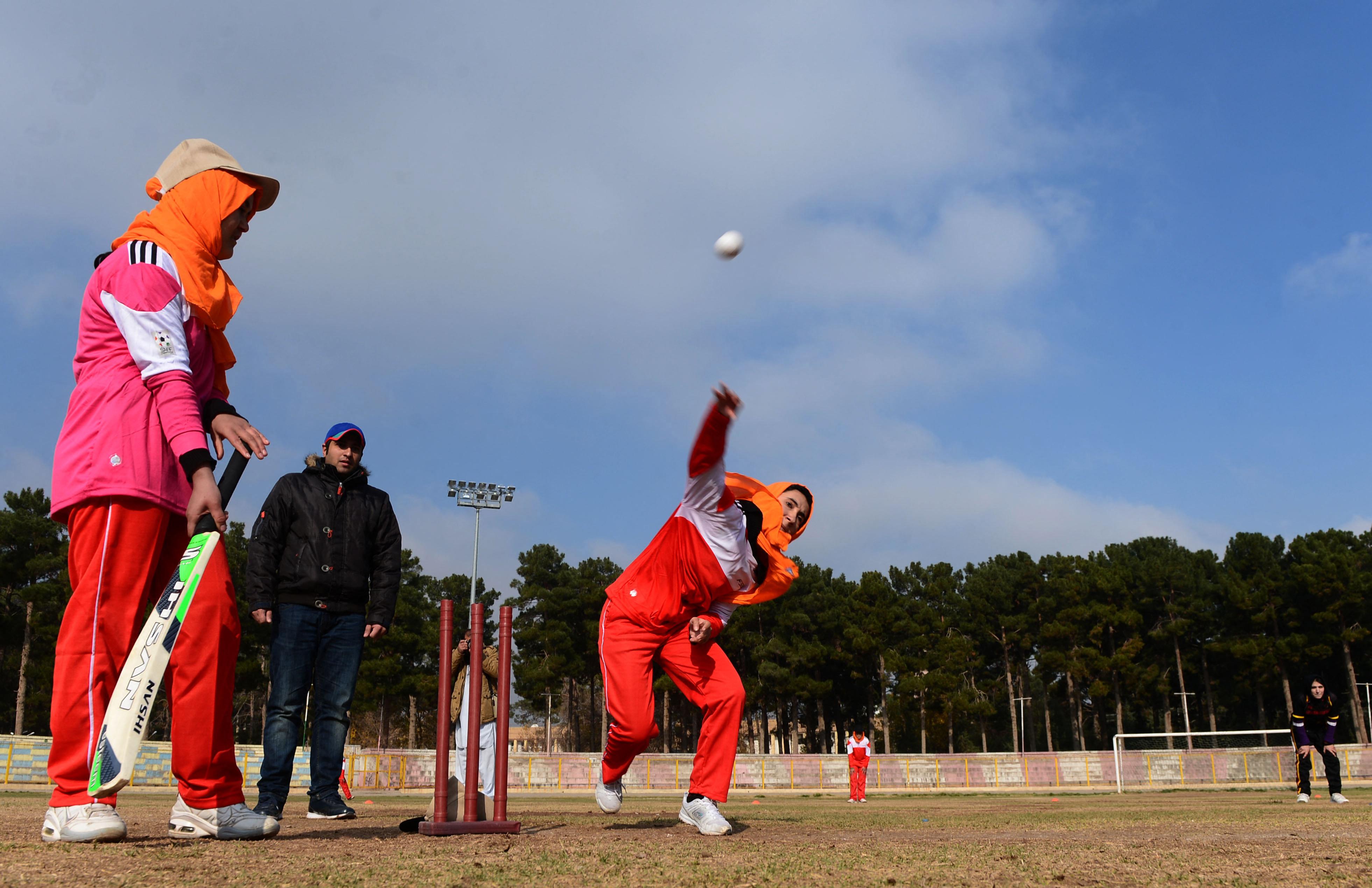 A tálibok nem engedik sportolni a nőket