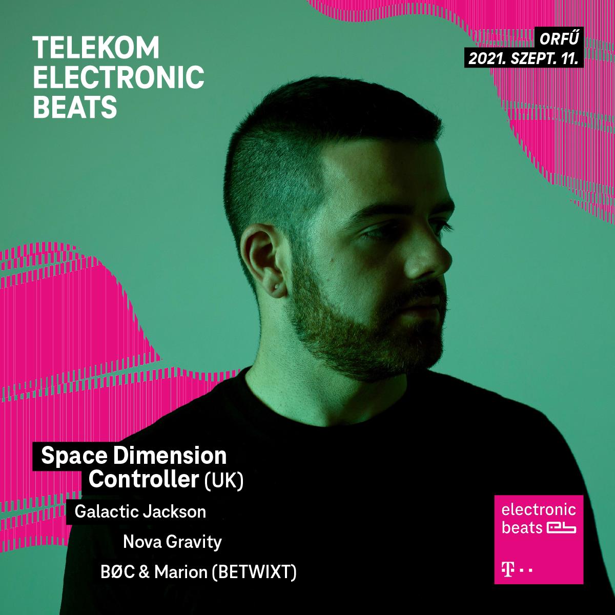 Kozmikus nyárzáró bulit visz Orfűre a Telekom Electronic Beats