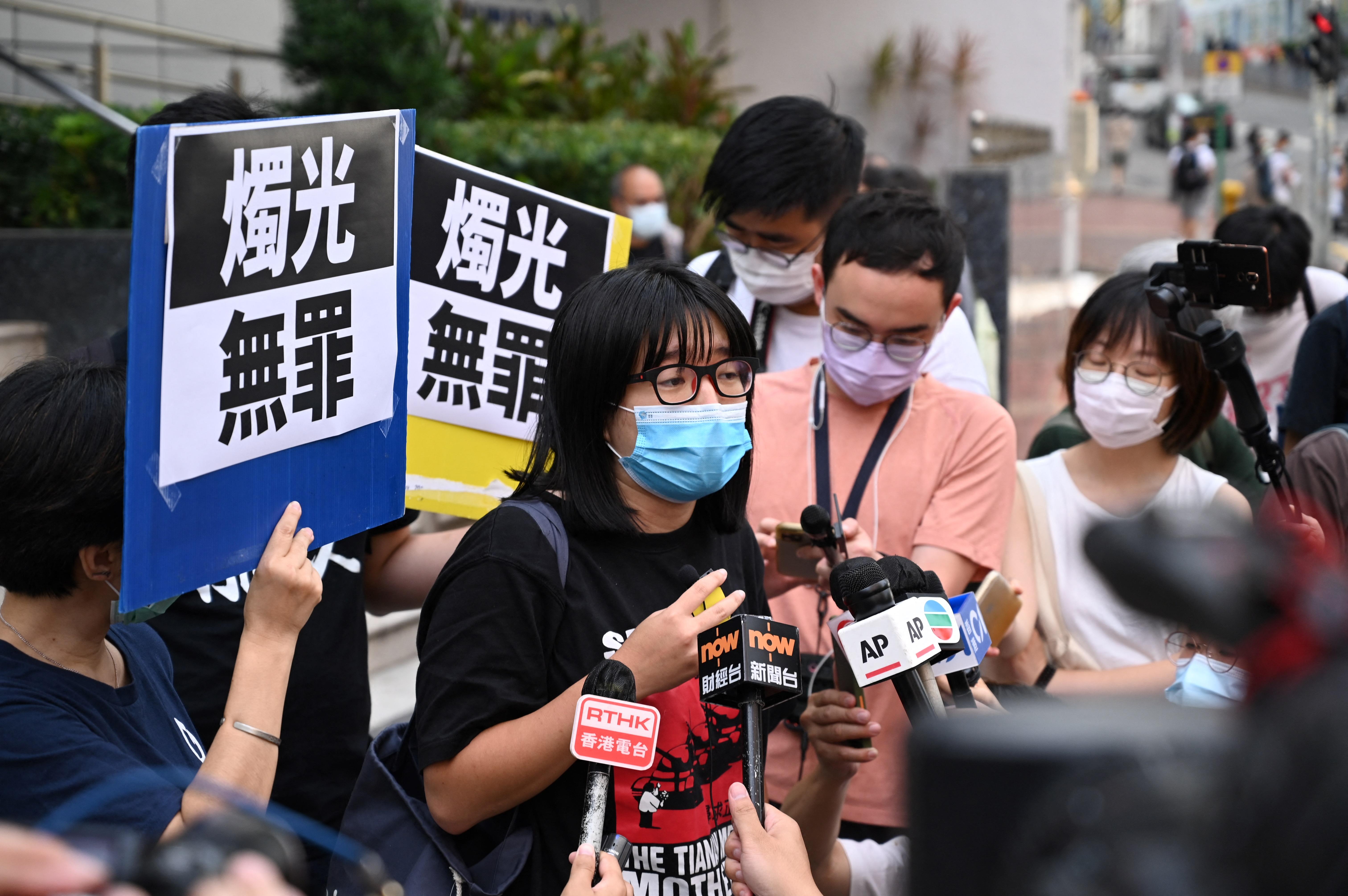 Letartóztatták a Tienanmen téri vérengzés áldozataira megemlékező civil szervezet tagjait Hongkongban
