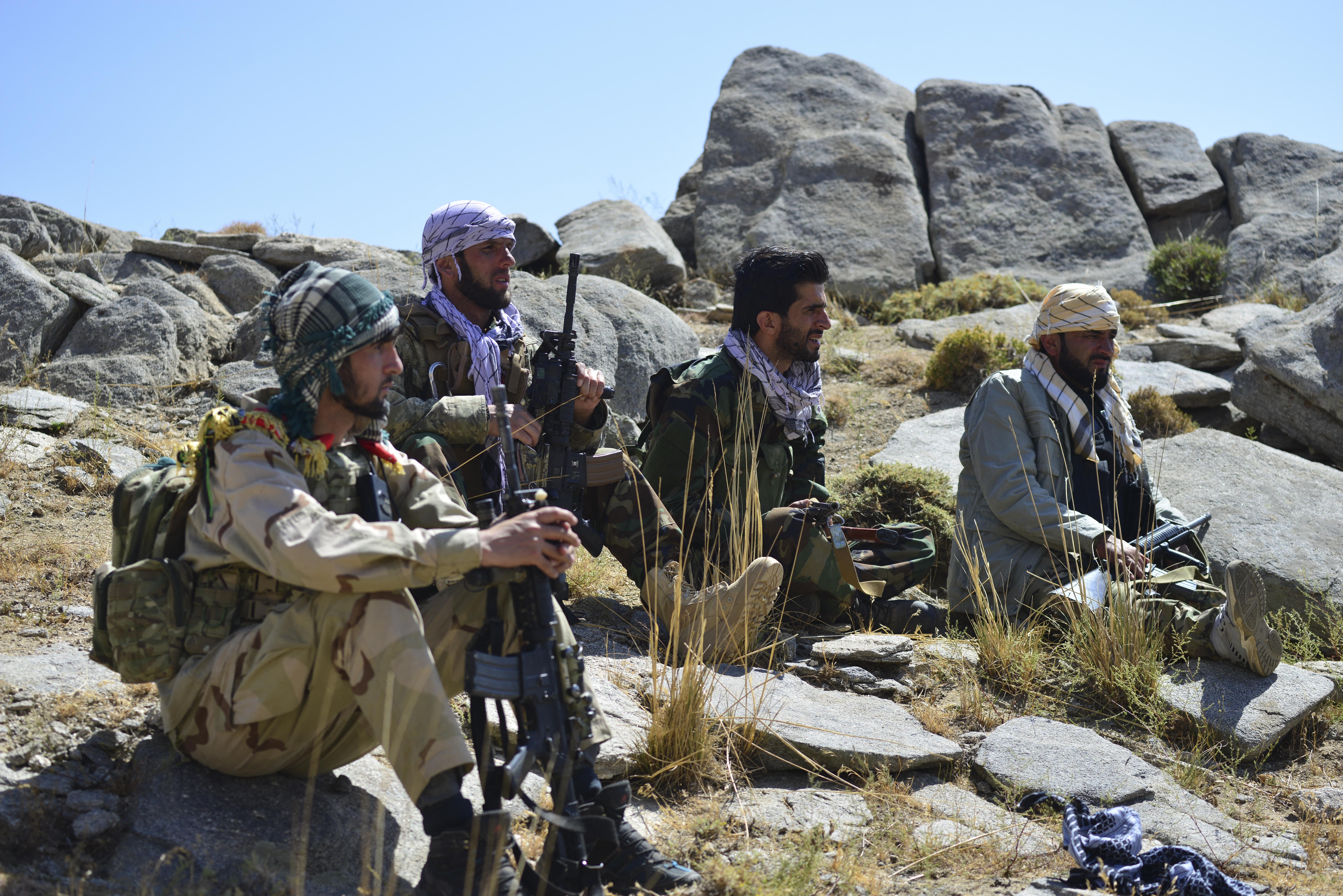 Pandzssírban továbbra is ellenállnak a táliboknak