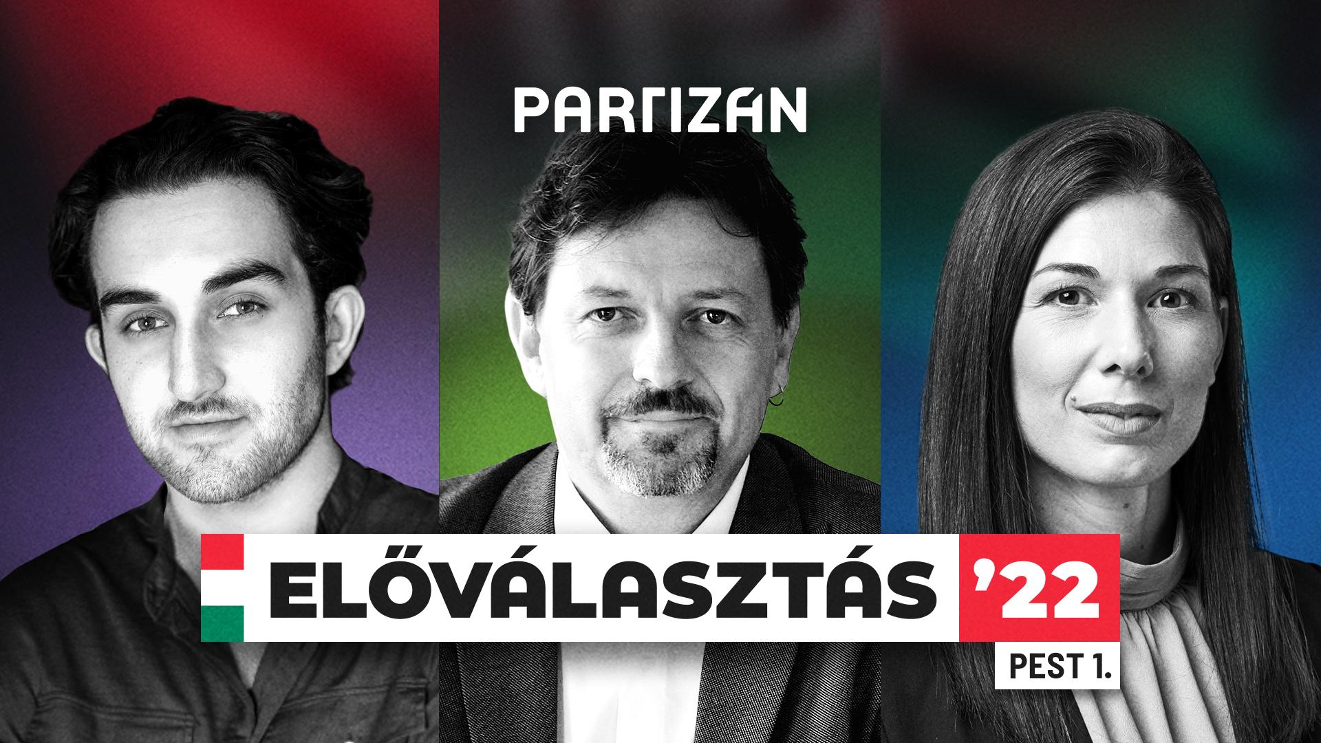 Kihívások az agglomerációban, igazságos újraelosztás, ellenzéki dezertőrök - kövesd élőben Bősz Anett, Tetlák Örs és Ollero Marco előválasztási vitáját!