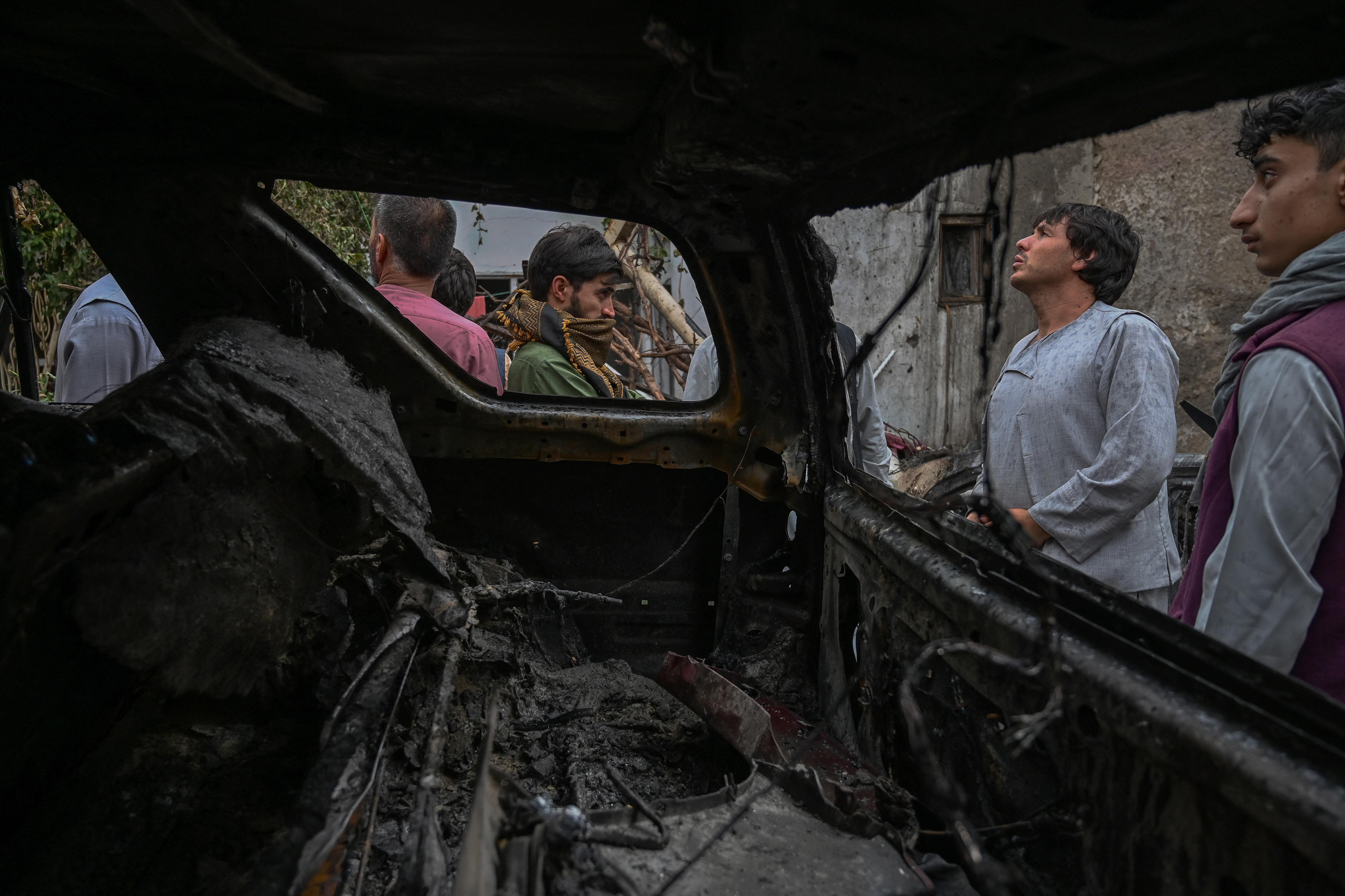 A Pentagon szerint tragikus hiba volt a kabuli dróntámadás, amiben tíz civil halt meg