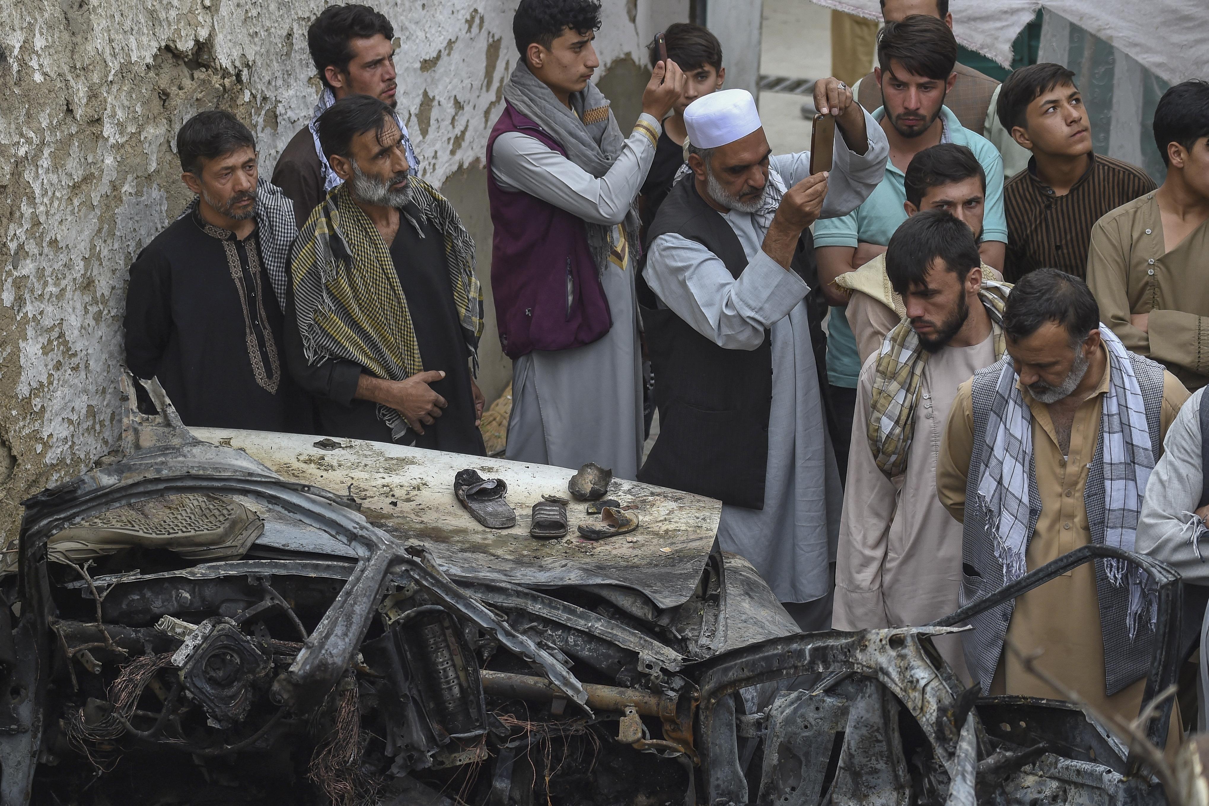 Búcsúzóul az amerikaiak még megöltek 10 afgán civilt