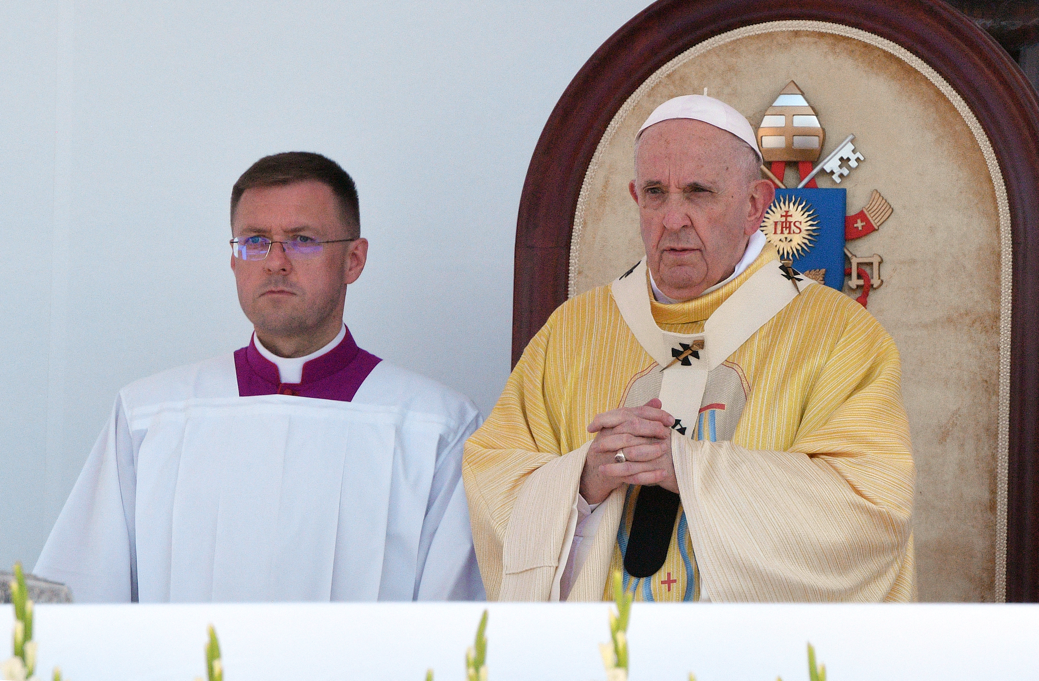 Több egyházi vezető koronavírusos lett a budapesti pápalátogatás után