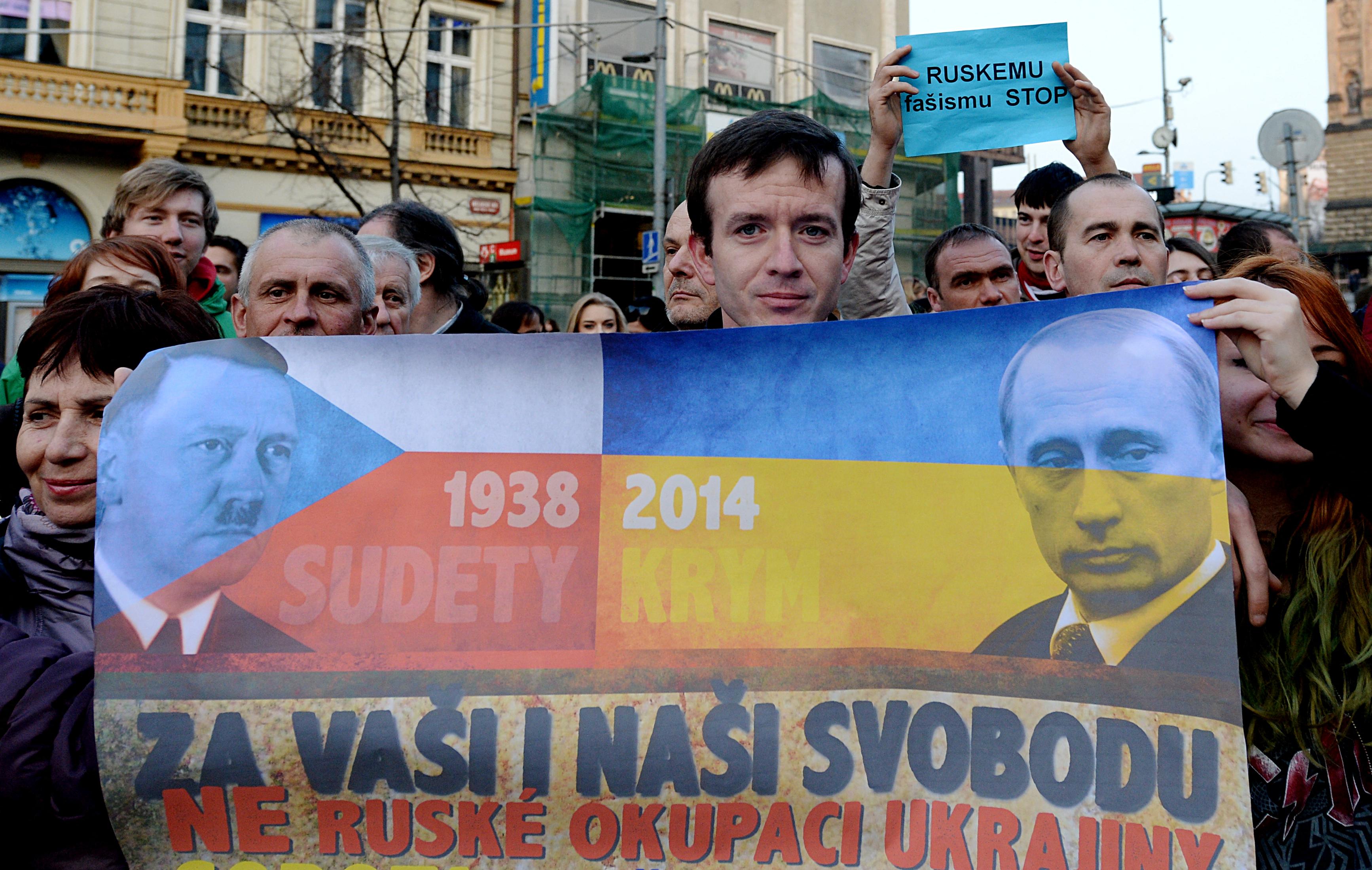 Ukrajna kérésére a cseh rendőrség őrizetbe vett egy orosz állampolgárt