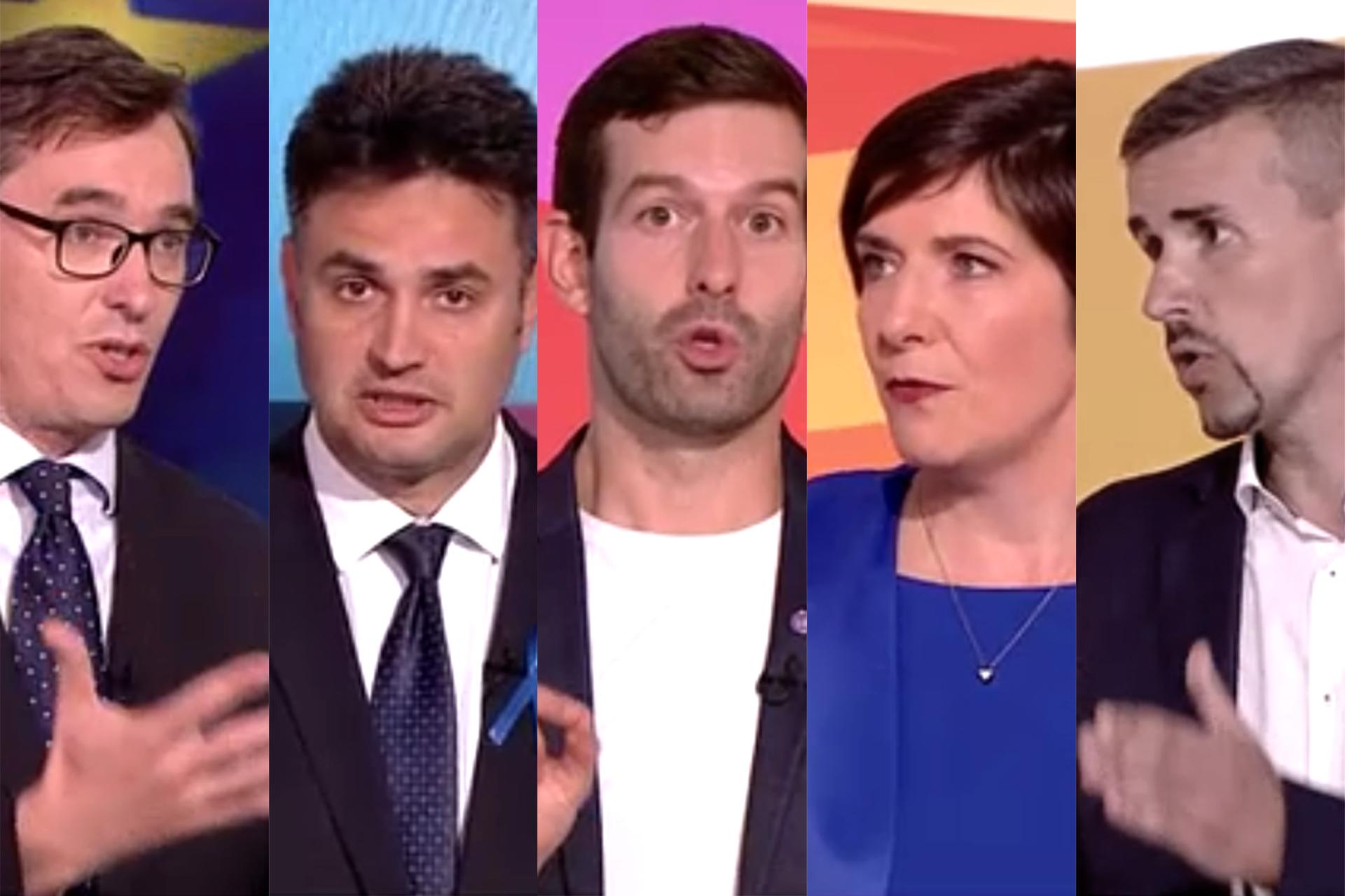 Több tere lesz a szócsatáknak a második miniszterelnök-jelölti vitán
