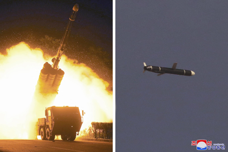 Észak-Korea ezúttal cirkálórakétákkal bombázta a tengert