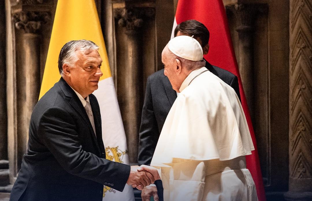 Ferenc pápa: A hit nem jelenthet olyan magasabb elvet, ami a diszkrimináció és az elnyomás indoklására szolgál