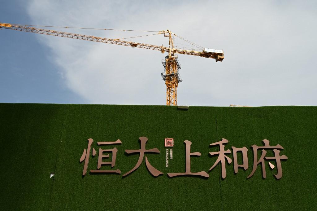 Nagy bajban van Kína ingatlanóriása