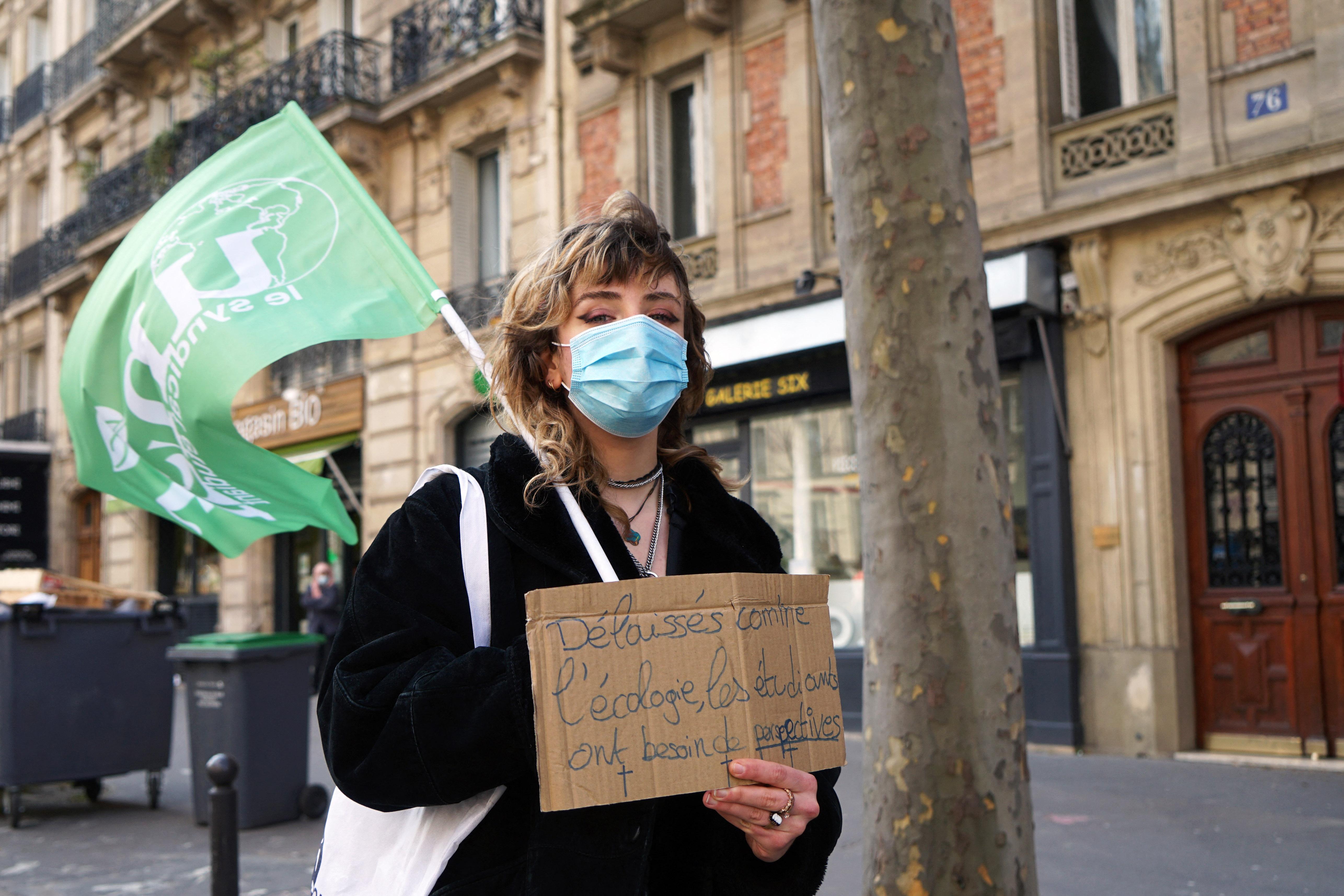 A fiatalok több mint fele szenved a klímaszorongástól