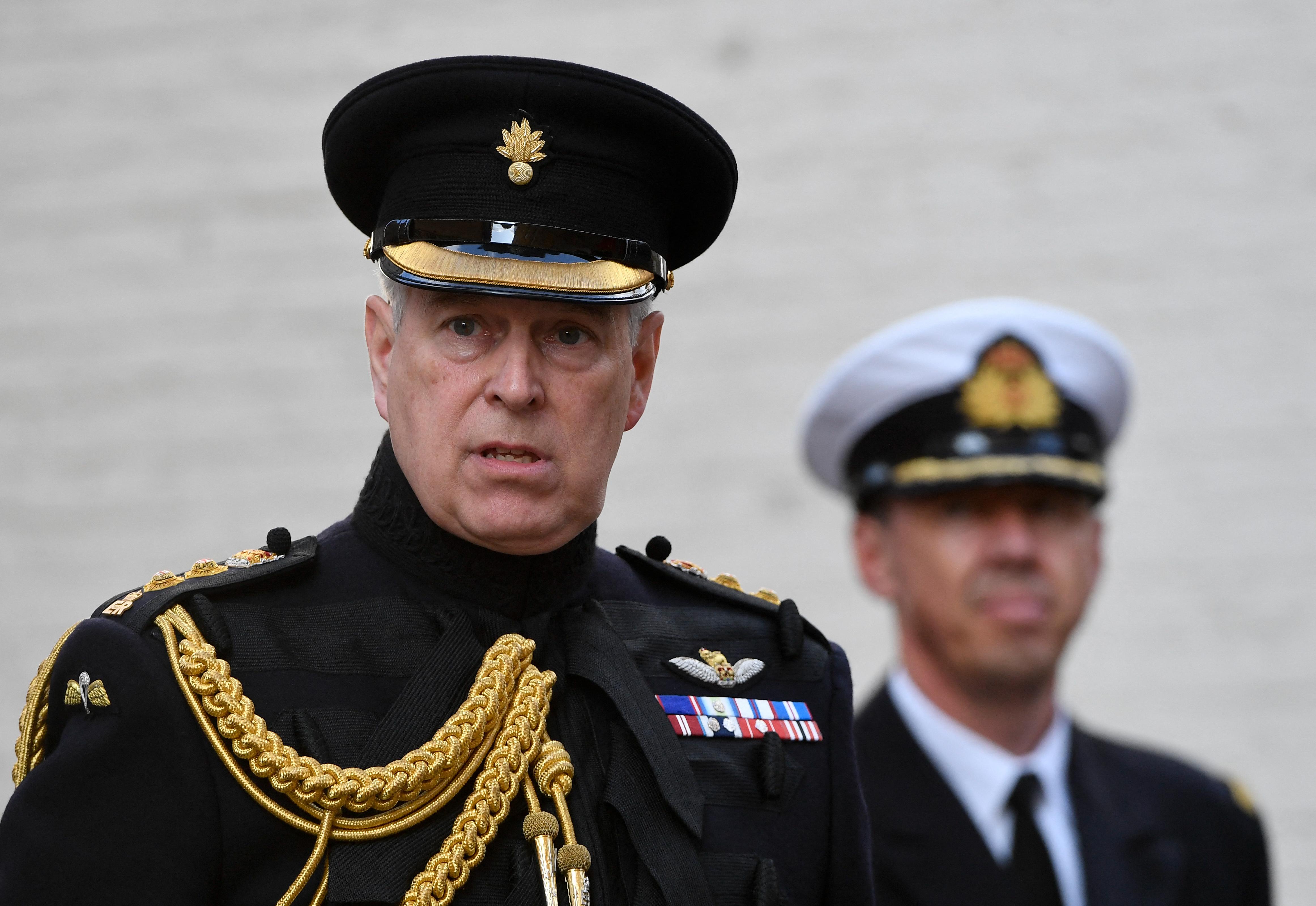 Ügyvédje alaptalannak nevezte az András herceg ellen felhozott vádakat