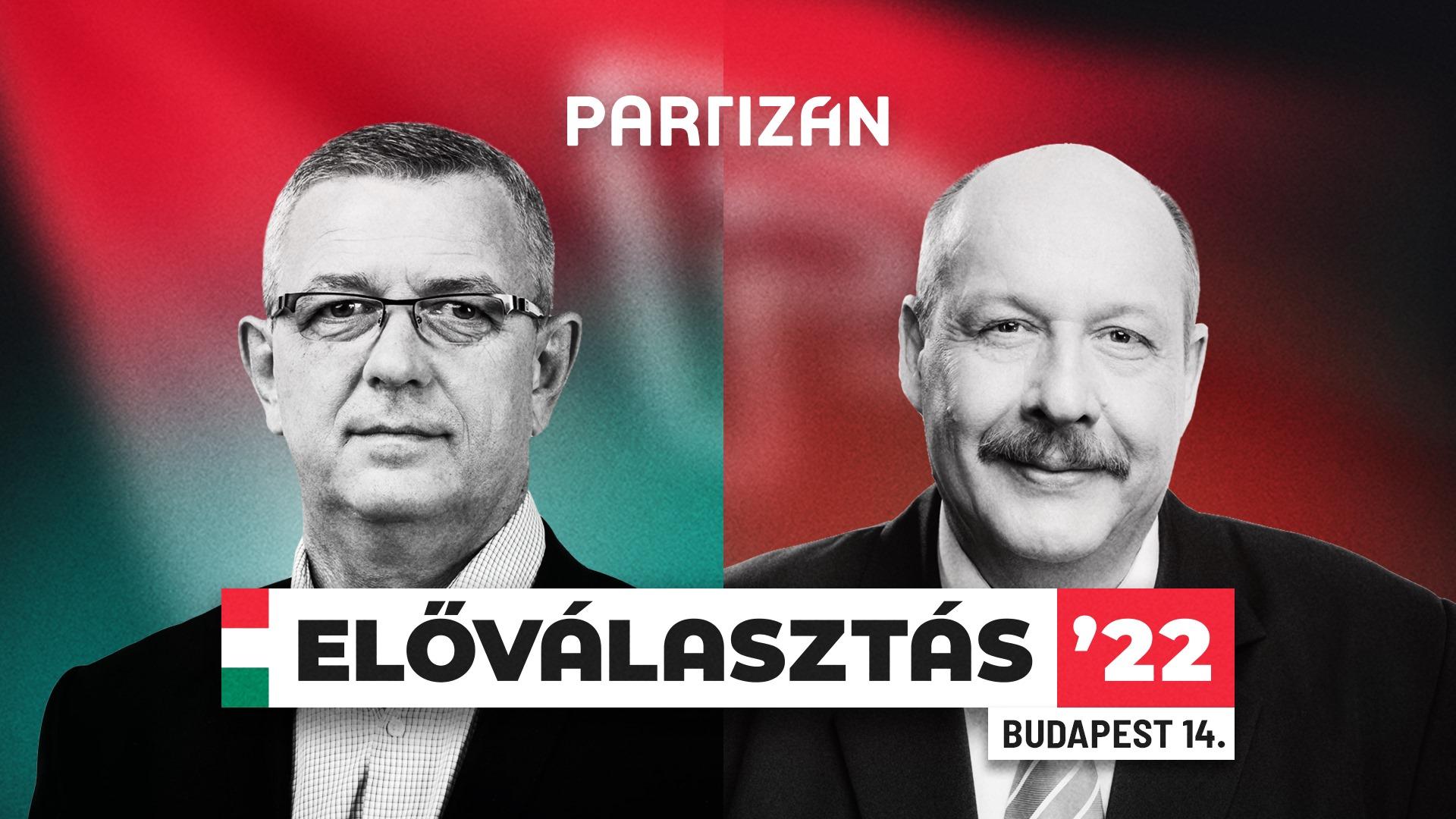 Ex-MIÉP-es Jobbik-alelnök és szkanderbíró MSZP-s csap össze Rákosmentén, kövesd élőben a vitájukat