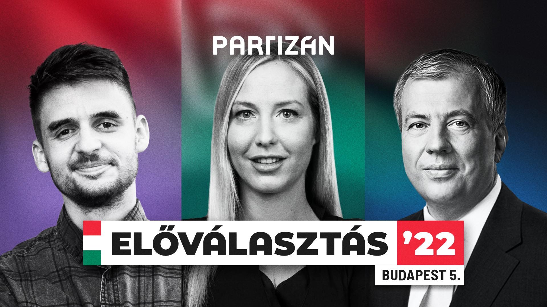 Ketten is elhódítanák a DK-s Oláh Lajos körzetét, itt nézheted élőben a vitájukat
