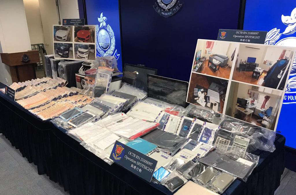 Fogadási csalások miatt 1400 embert állított elő az Interpol