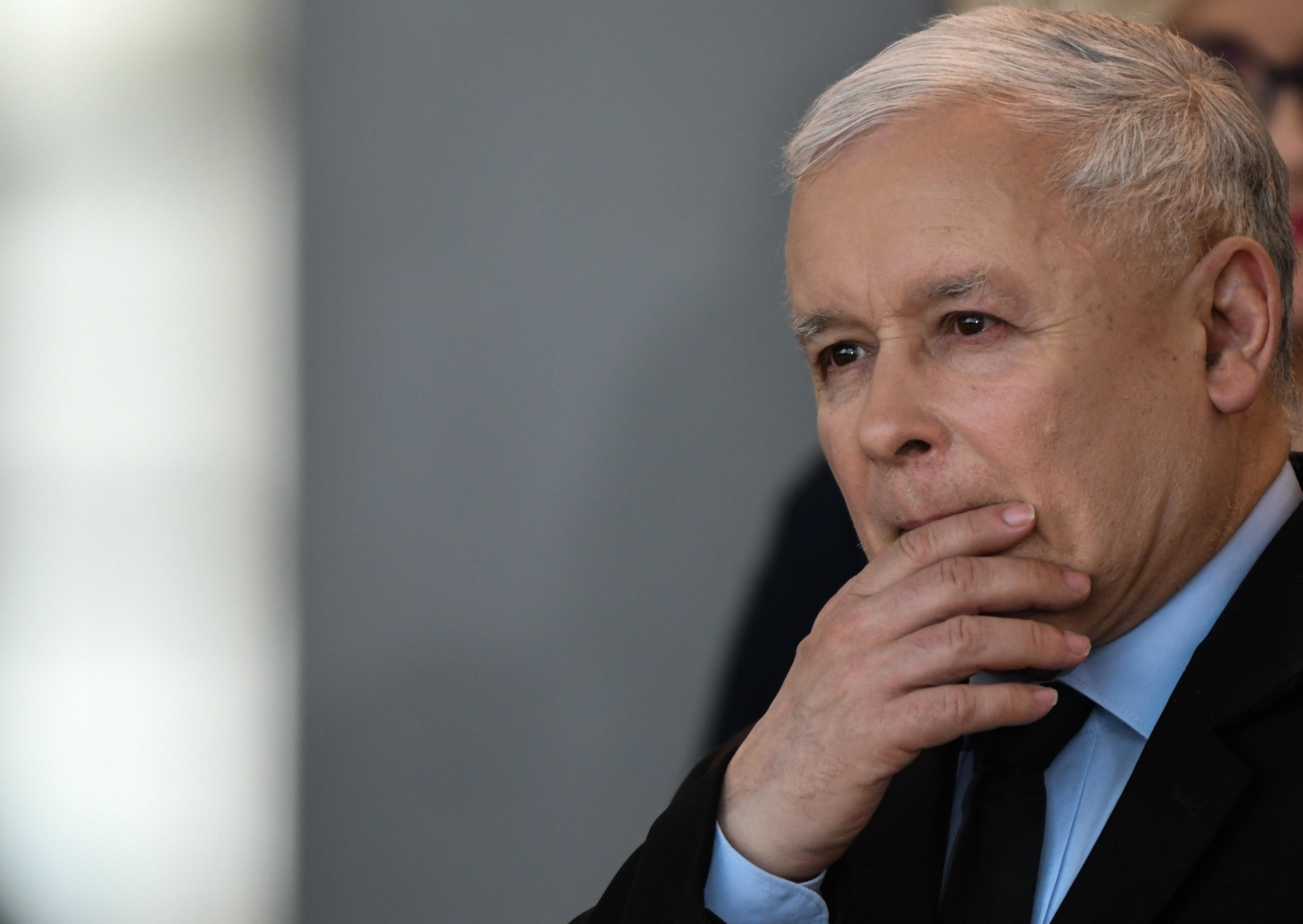 Kaczynski szerint az ellenzék terjeszti, hogy Lengyelország távozni akarna az EU-ból