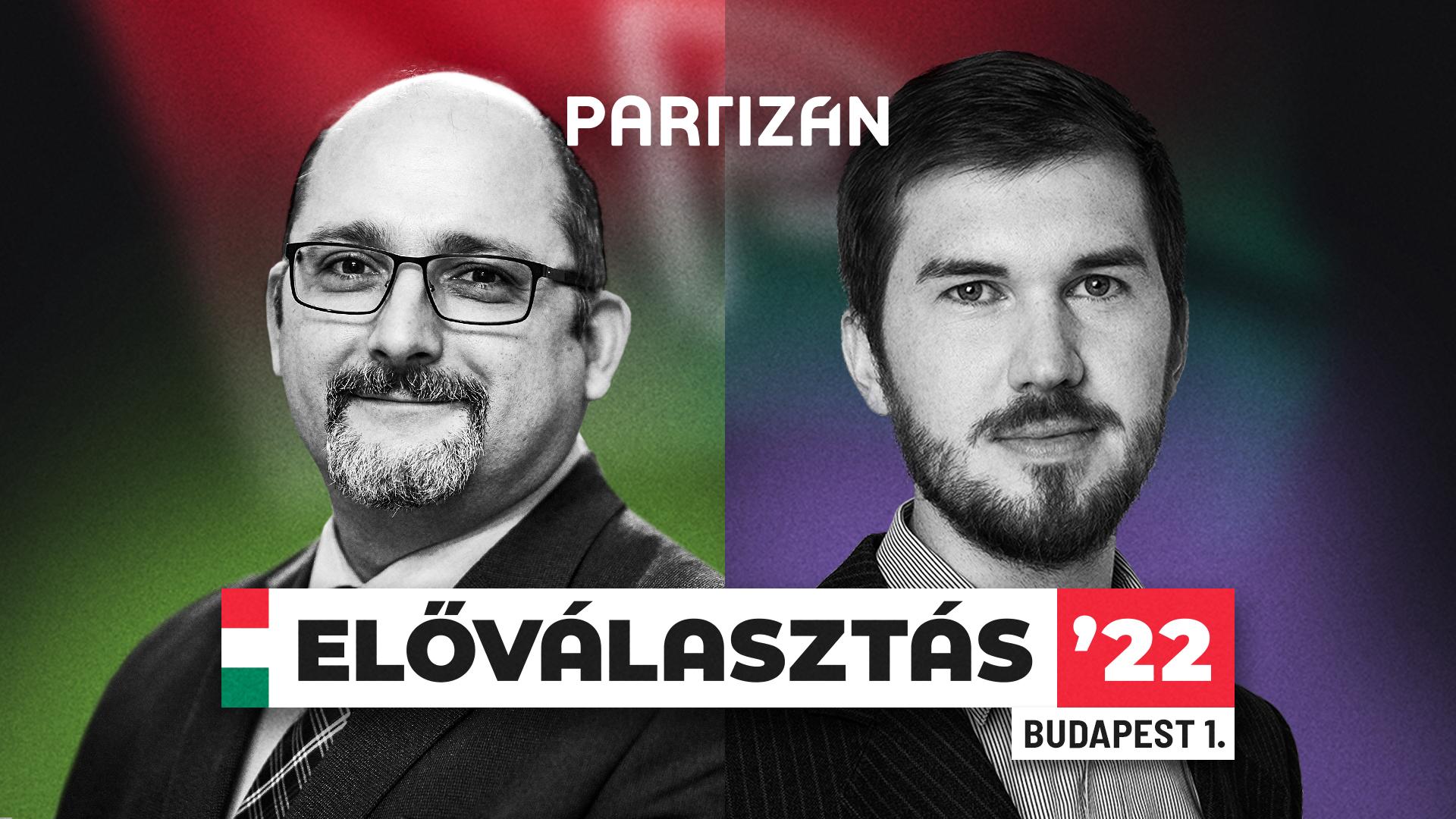 Csárdi Antal és Gelencsér Ferenc küzd a belvárosi és belbudai ellenzéki szavazatokért, itt követheted élőben a vitájukat!