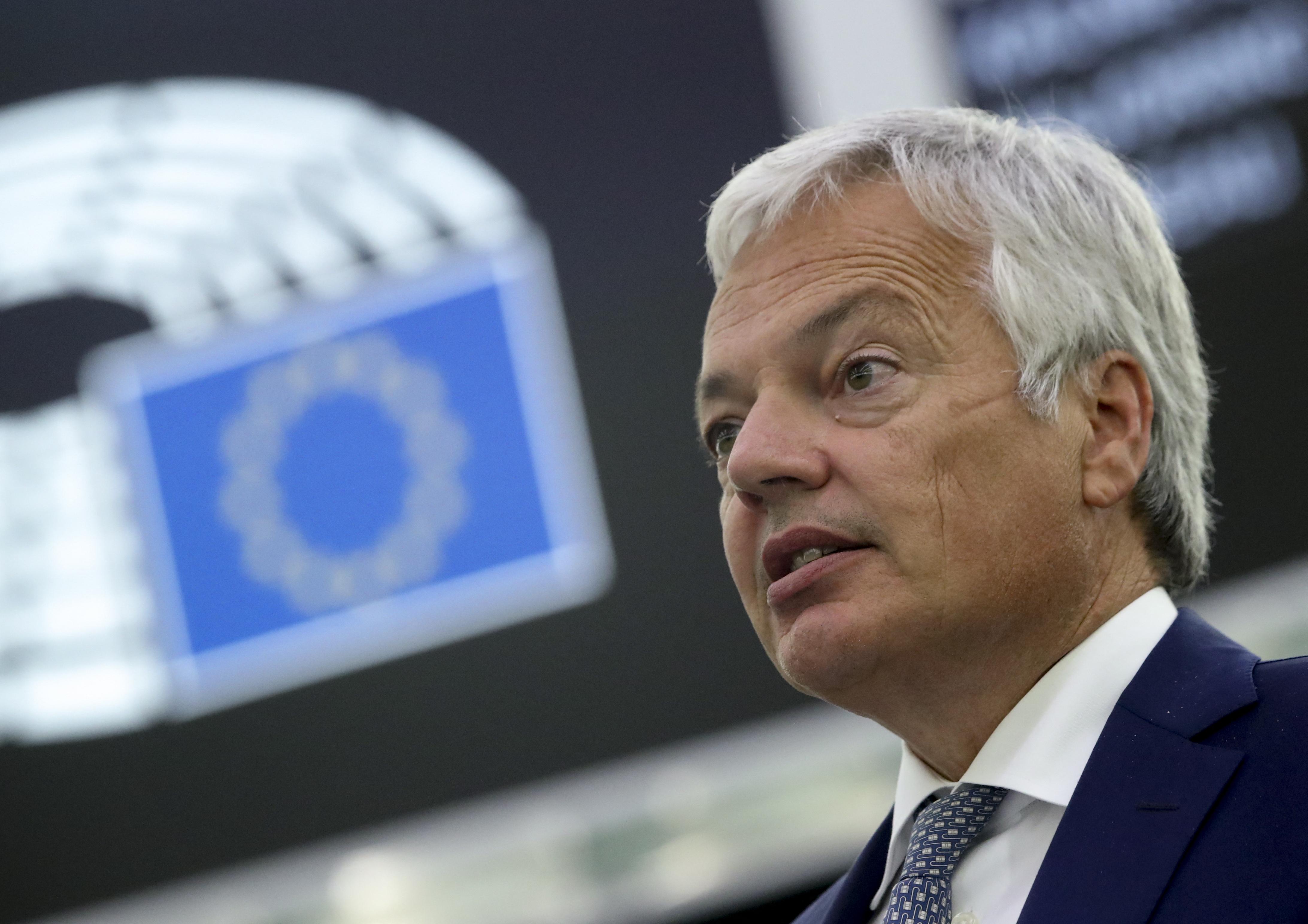 Az uniós igazságügyi biztos árgus szemmel figyeli a magyar Pegasus-vizsgálatot