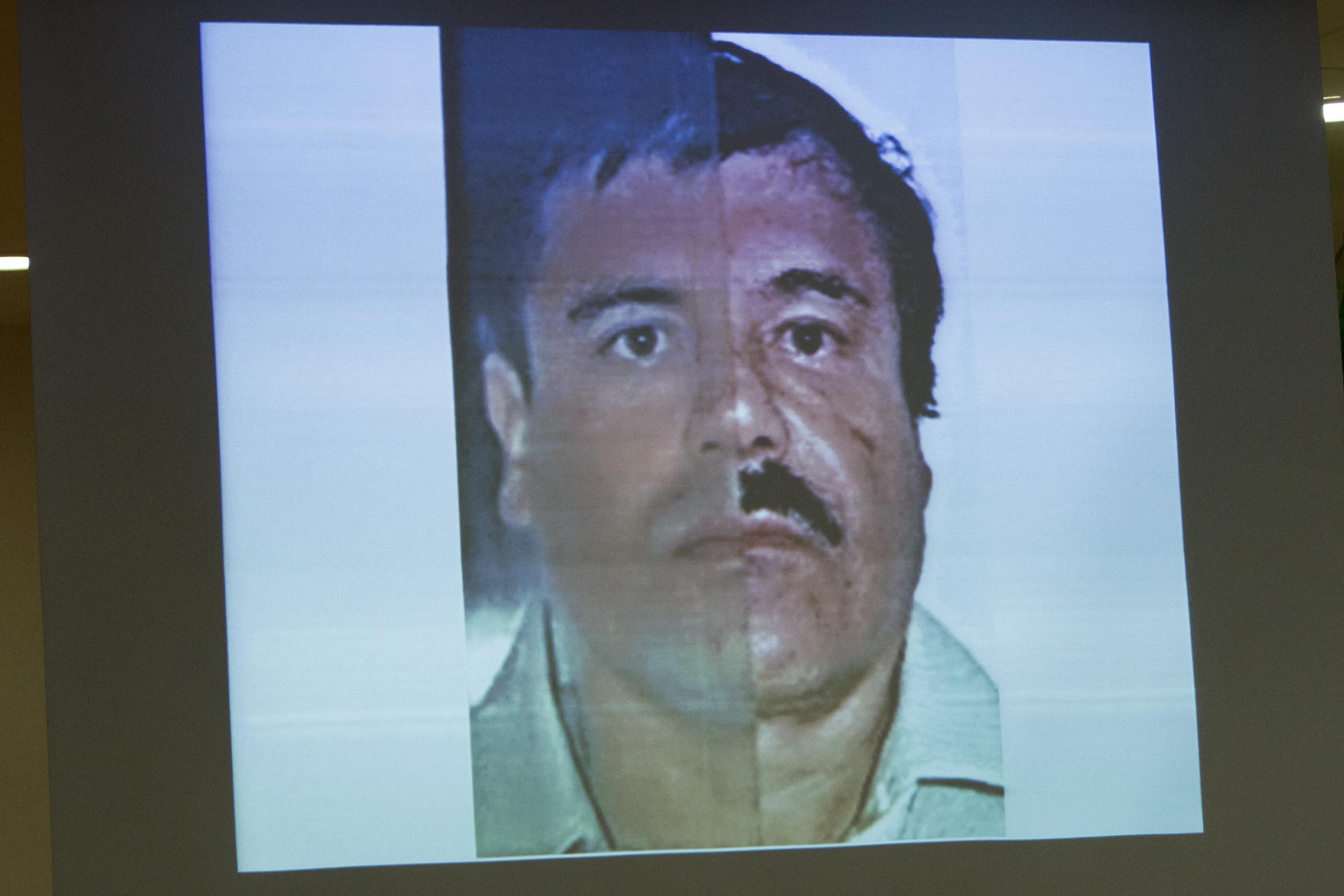 Lottón sorsolták ki a Köpcös néven ismert drogbáró, Joaquín Guzmán egyik házát