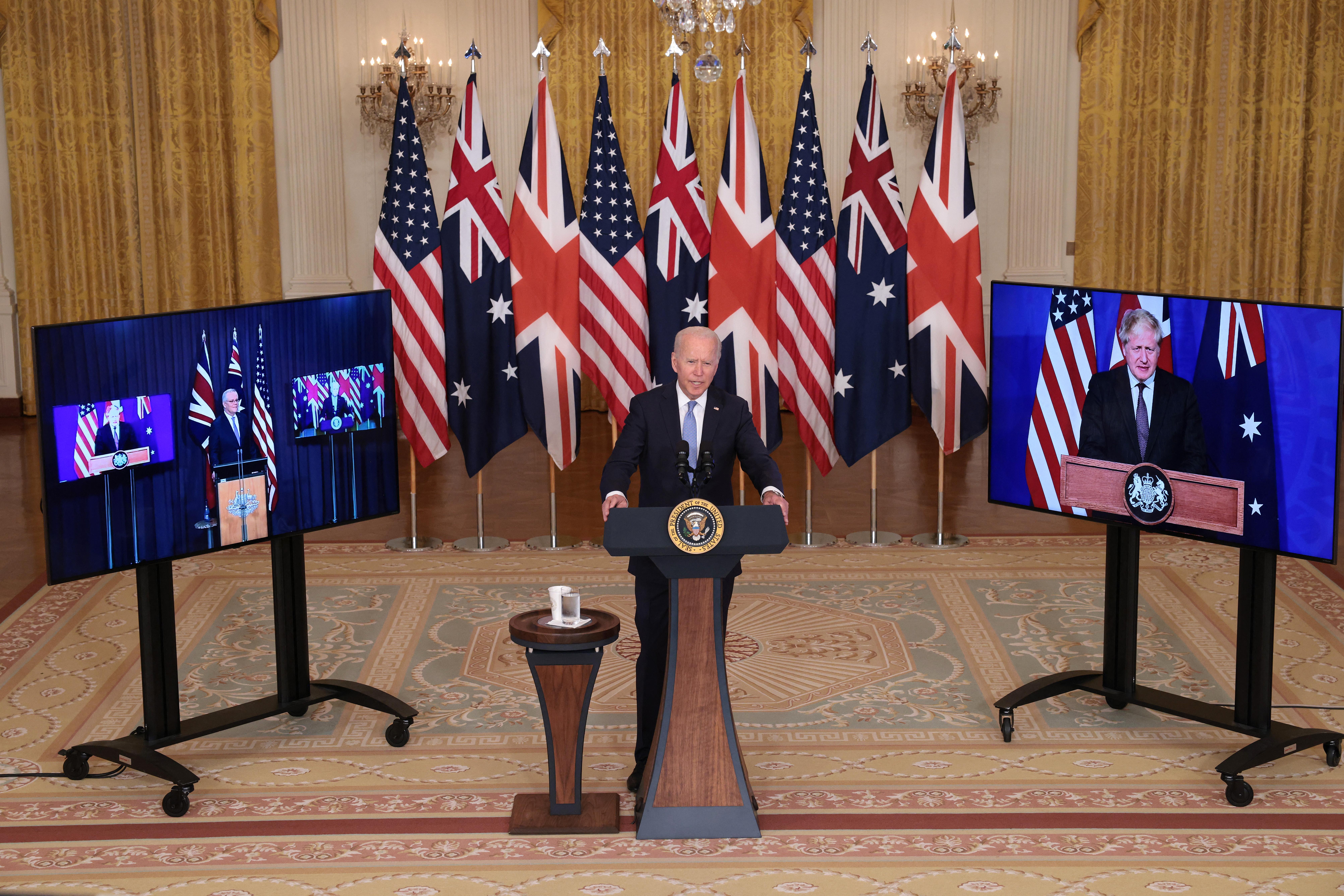Új ausztrál tengeralattjárókkal küzdene Amerika és Nagy-Britannia Kína ellen