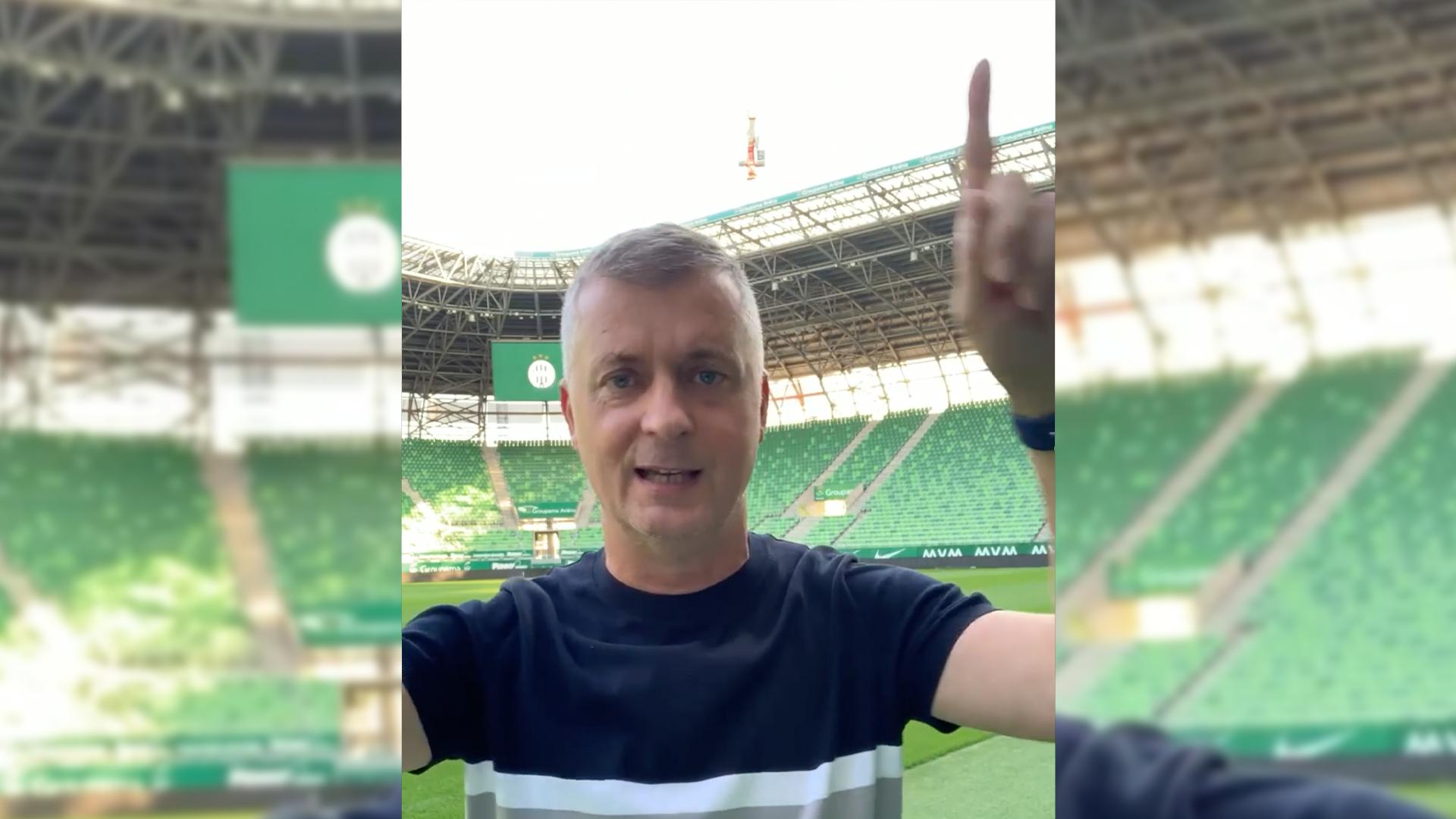 Kubatov videón mutatja be, hogyan kell karlendíteni úgy, hogy az ne legyen félreérthető