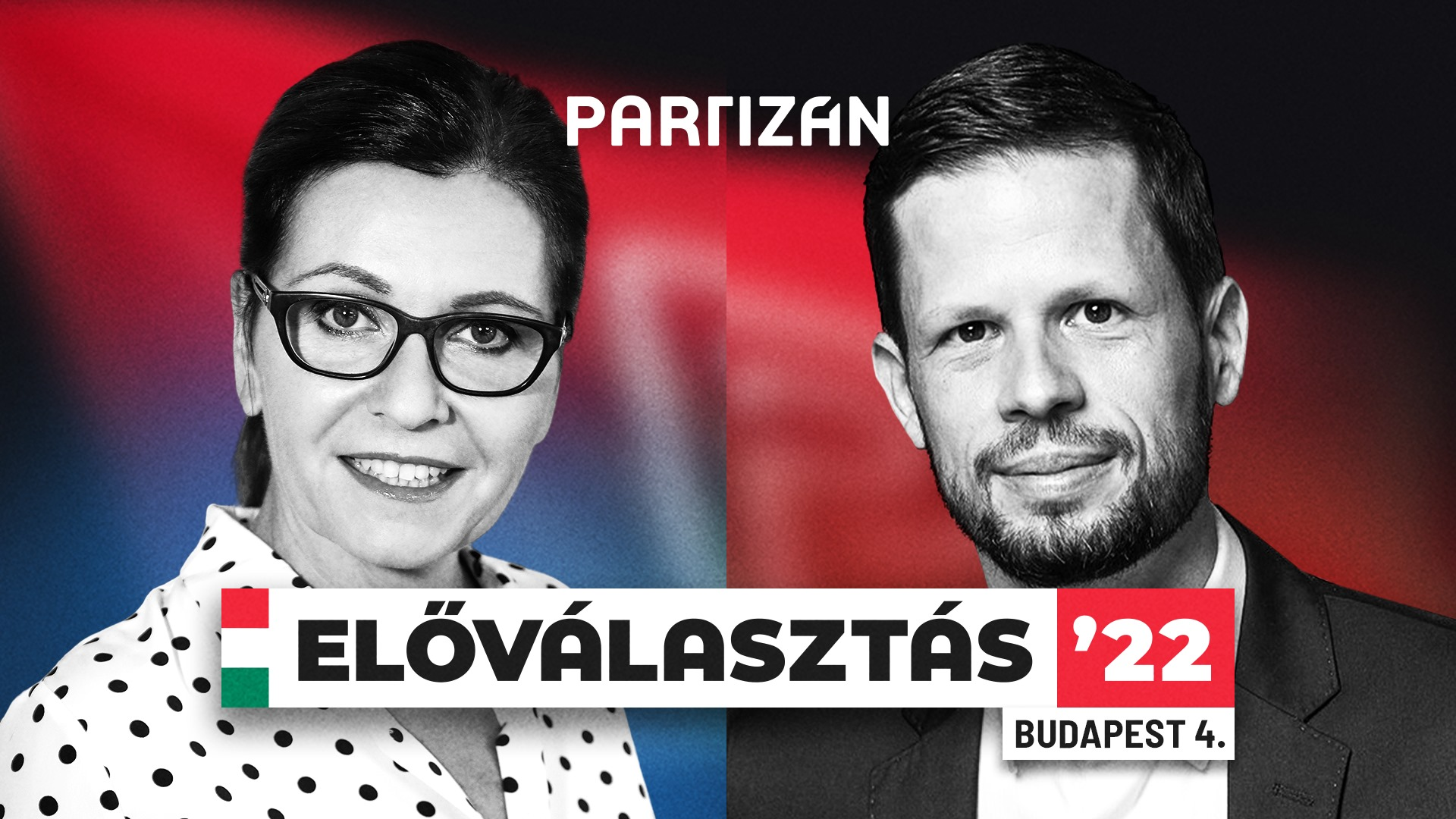 Szoros mérkőzés várható Kálmán Olga és Tordai Bence között az előválasztáson, itt nézheted élőben a vitájukat