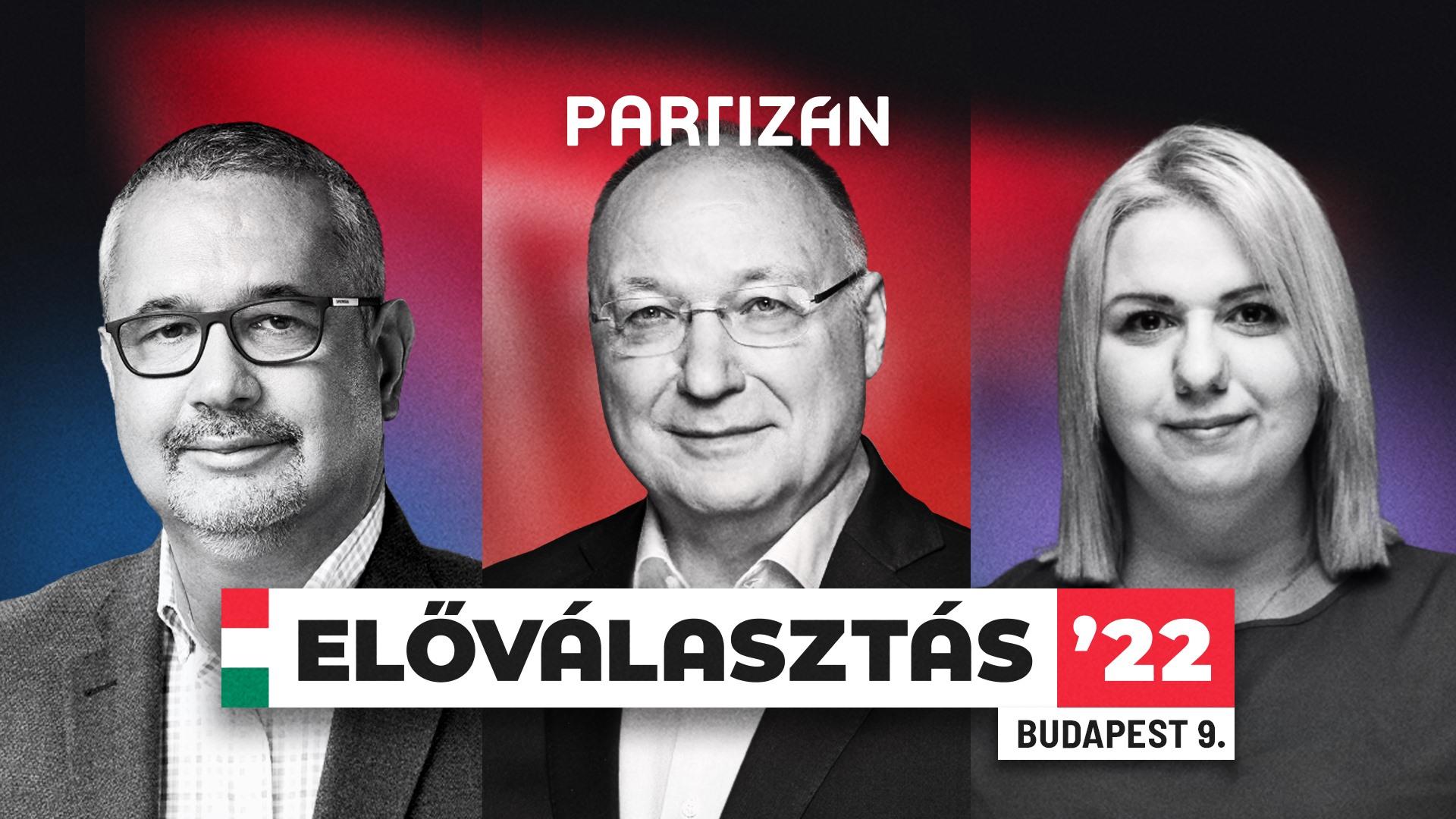 A korrupcióról is beszélnek Kőbánya és Kispest előválasztási jelöltjei, kövesd élőben a vitájukat