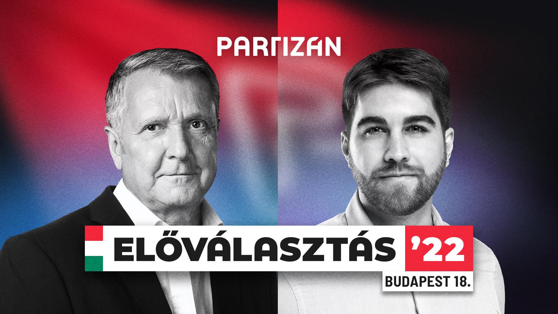 A Momentum elnökségi tagja váltaná Molnár Gyulát a budafok-tétényi körzetben, itt nézheted élőben a vitájukat