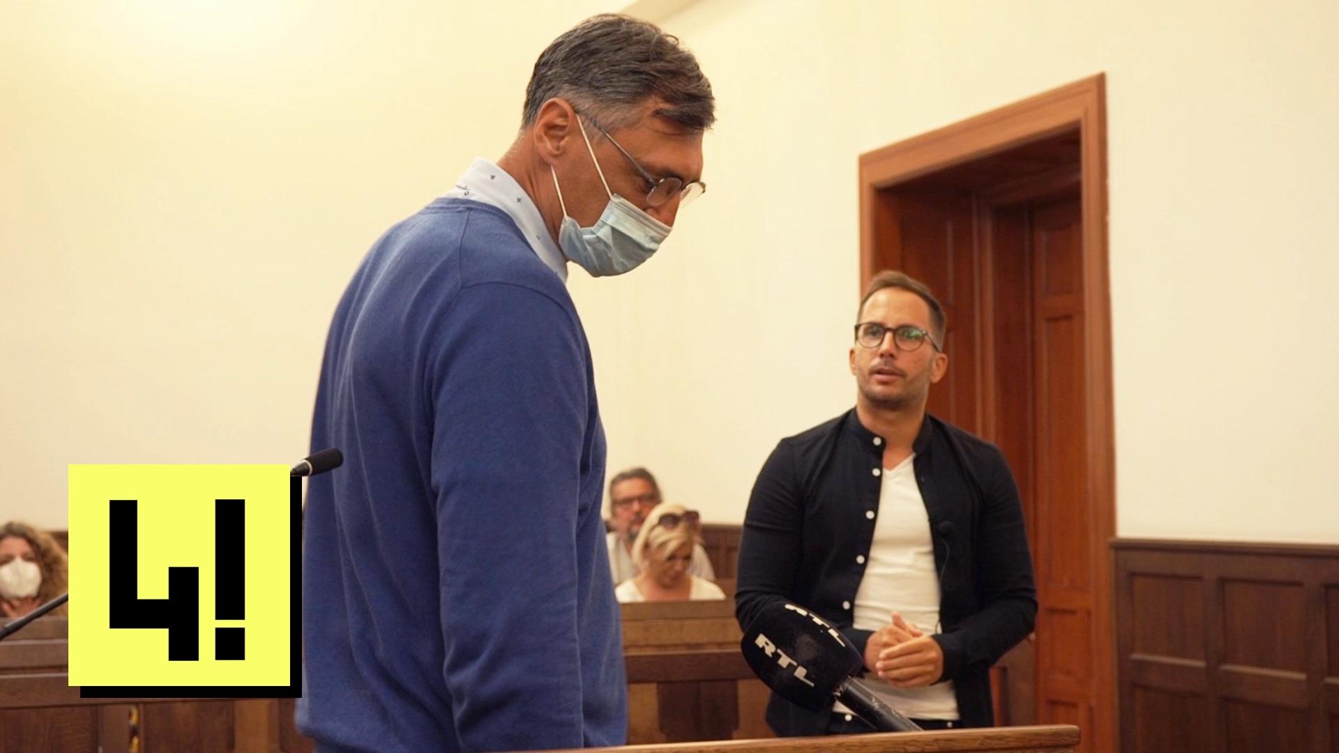Pető Attila végül a bíróságon tudta feltenni a kérdéseit az érseki helynöknek