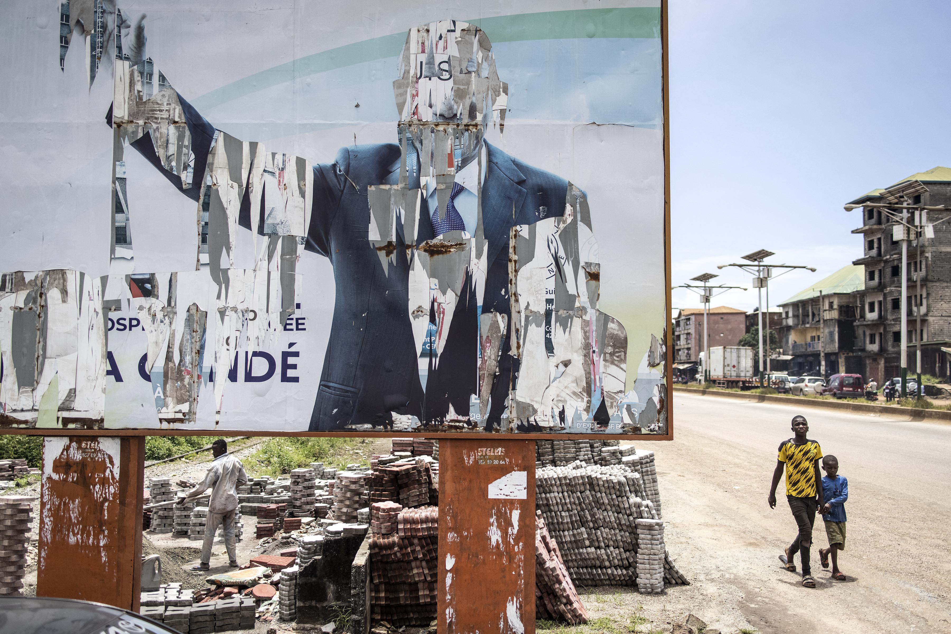 Szankciókat vetettek ki a nyugat-afrikai országok a guineai puccsistákra