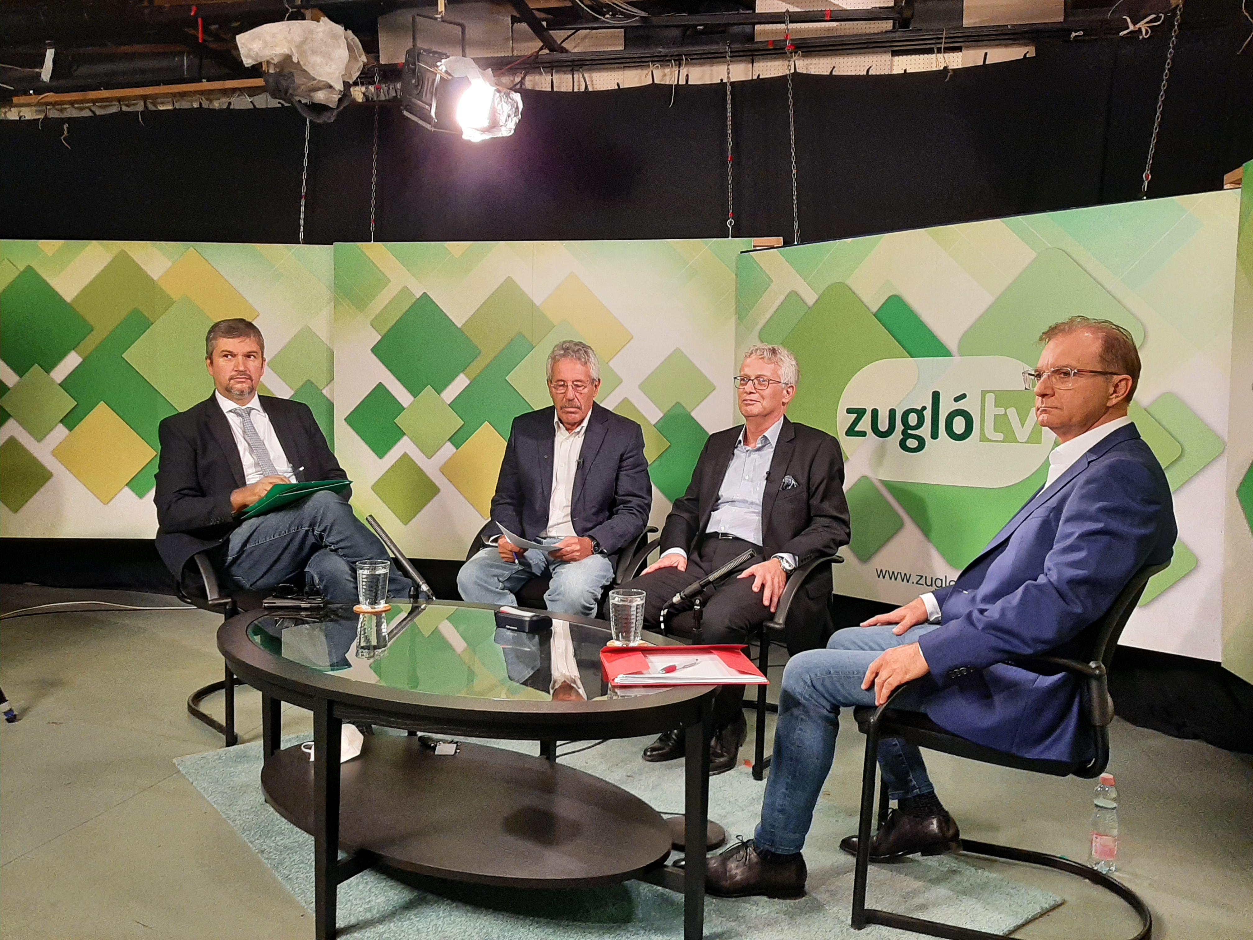 Összejött a vita Hadházy Ákos és Tóth Csaba között Zuglóban