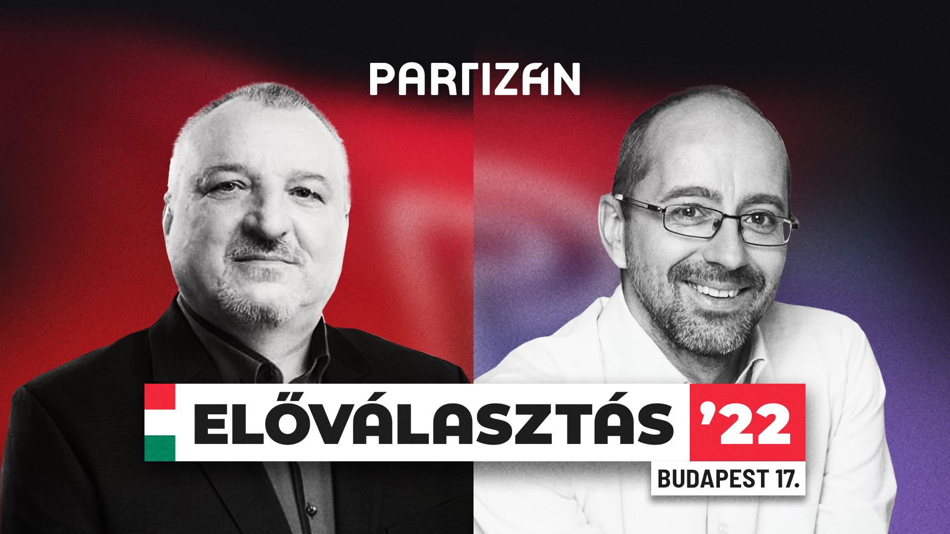 Az éhségmenetes Komjáthi Imre lesz a kihívója Szabó Szabolcsnak a csepeli és soroksári körzetben, itt nézheted élőben a vitájukat!