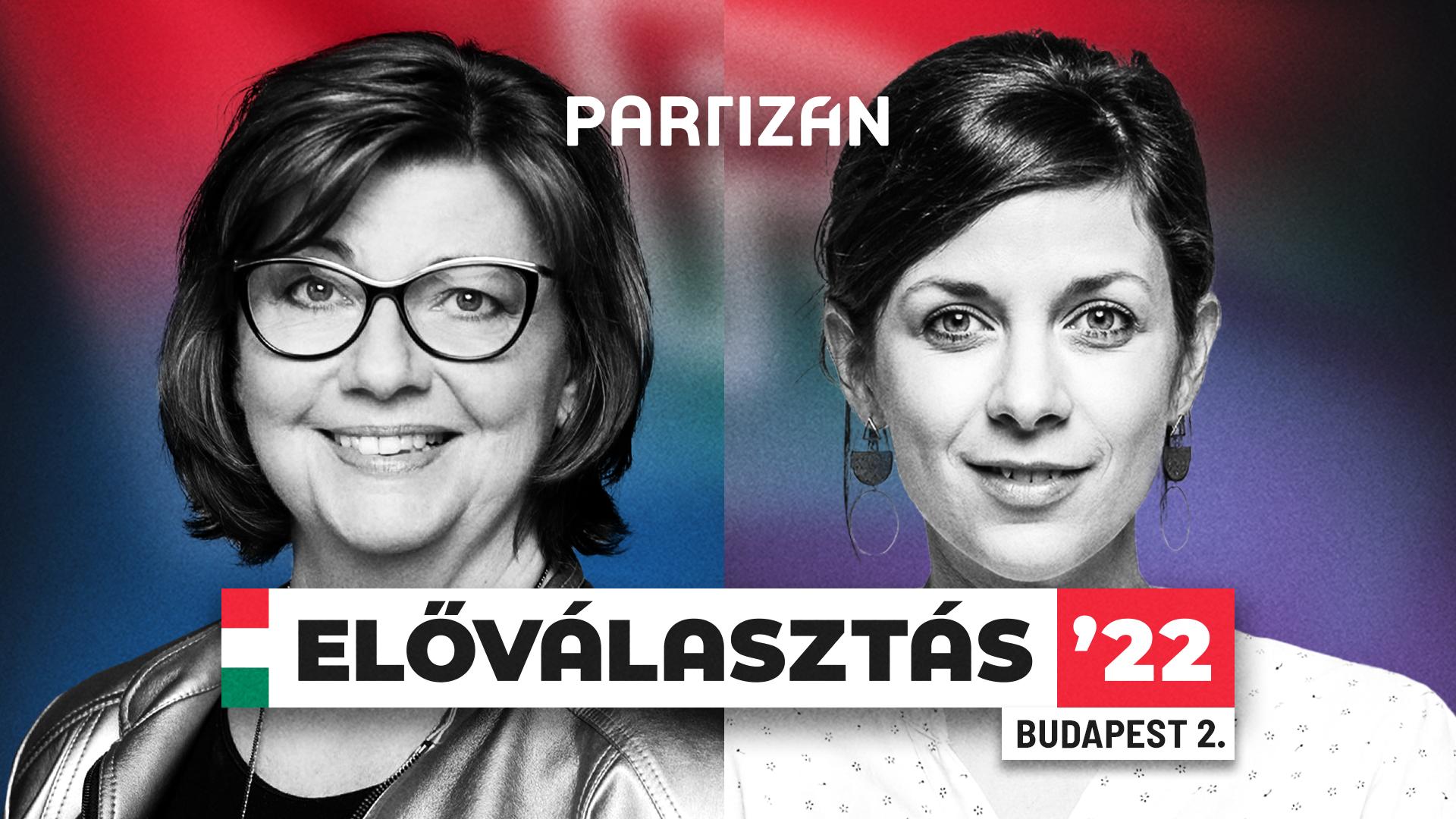 Gy. Németh Erzsébet és Orosz Anna küzd az újbudaiak voksaiért az előválasztáson – vita élőben!