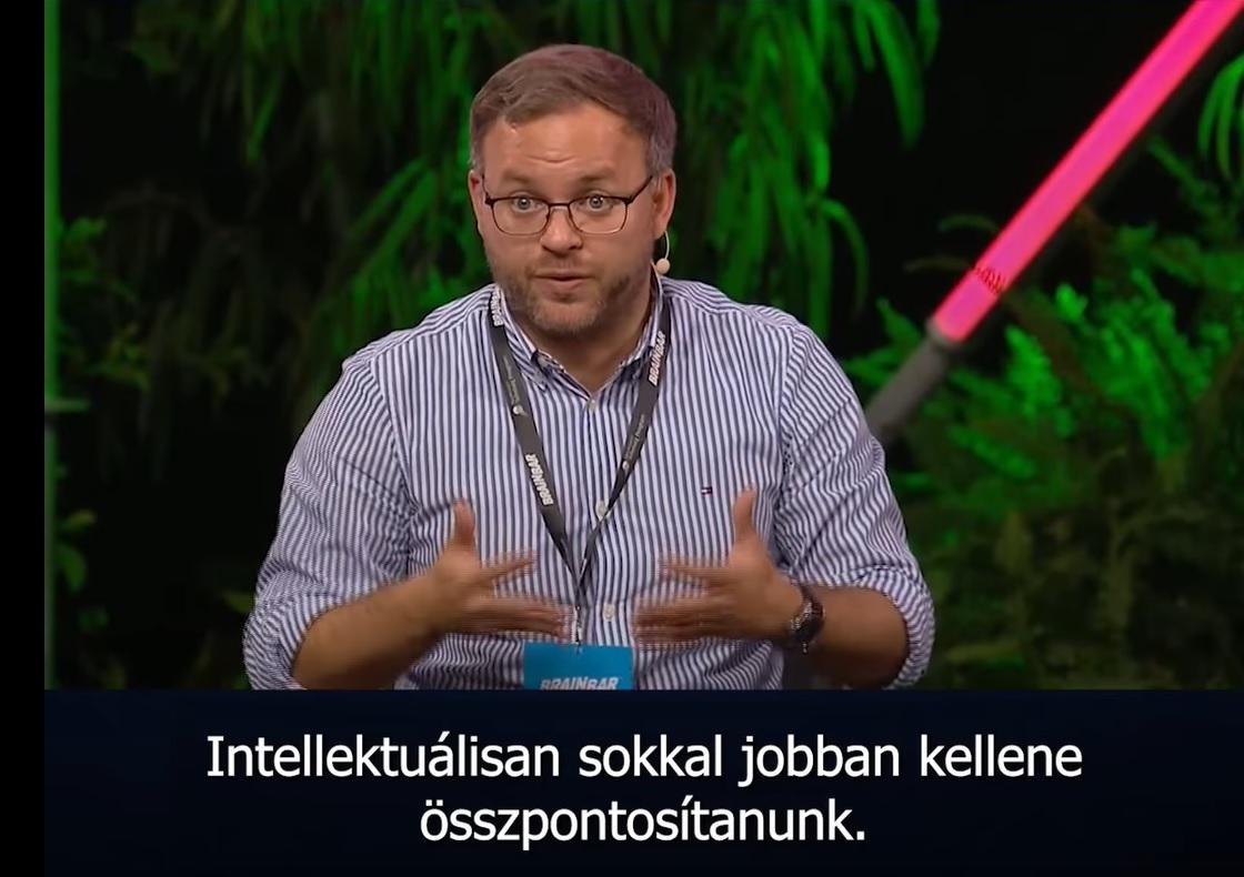 Expanding Brain Bar: Orbán Balázs olyan jól szemléltette az EU bajait, hogy felrobban az agyad
