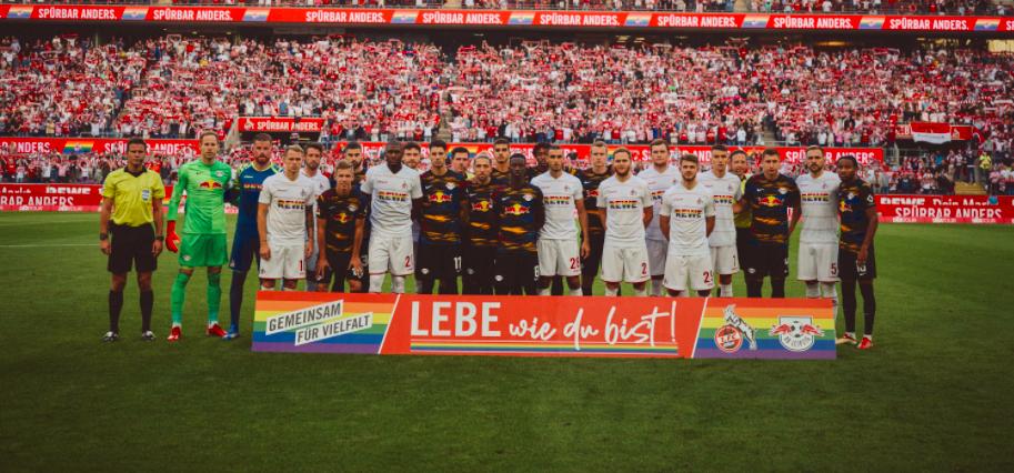 A három magyar válogatottal kezdő RB Leipzig kiállt a sokszínűség mellett