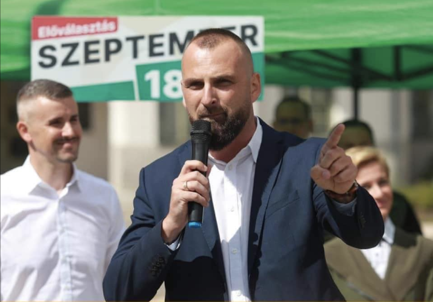 A szabolcsi jobbikos jelölt szerint Tóth Bertalannak nem a jobbikos jelölteket kellene vegzálnia, hanem a kollaboráns MSZP-seket visszaléptetni