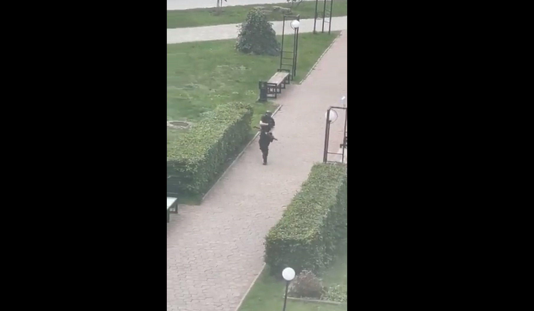 Lövöldözés egy oroszországi egyetemen