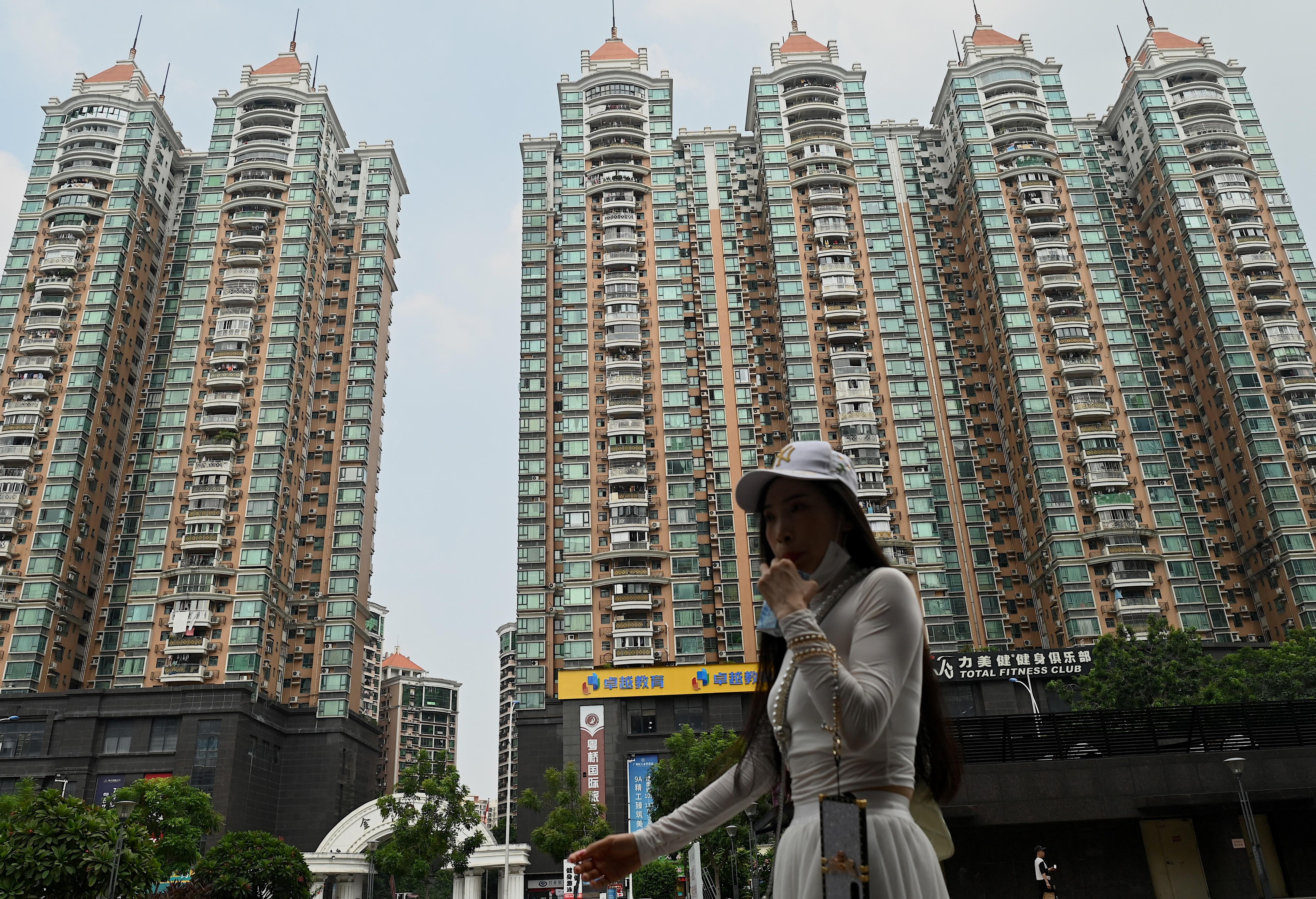 Enyhültek a China Evergrande esetleges csődje miatti félelmek