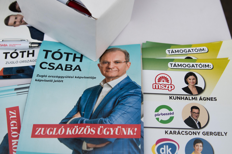 MSZP: Tóth Csaba feddhetetlen